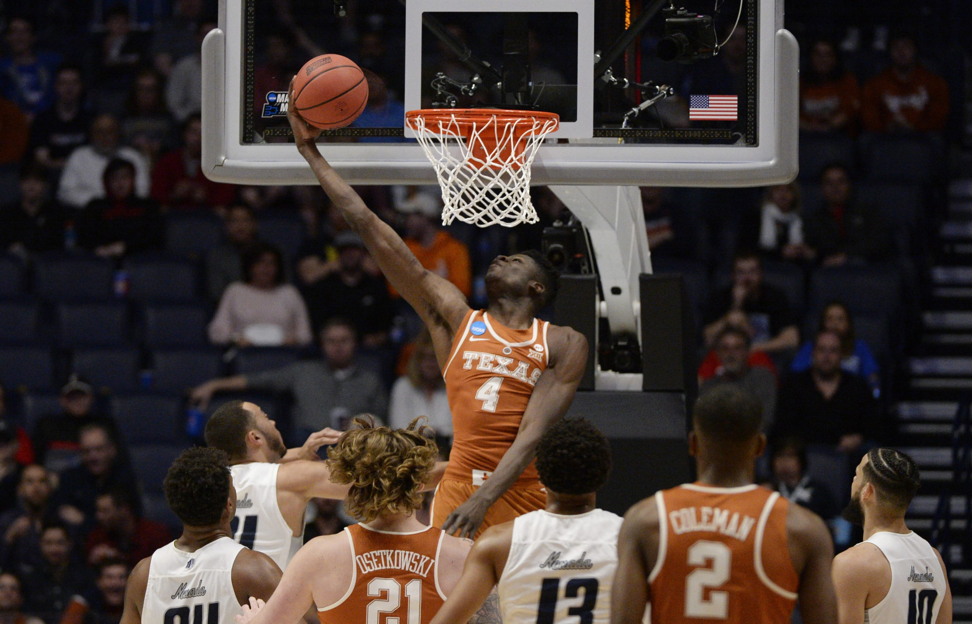 Mohamed Bamba, Texas Longhorns