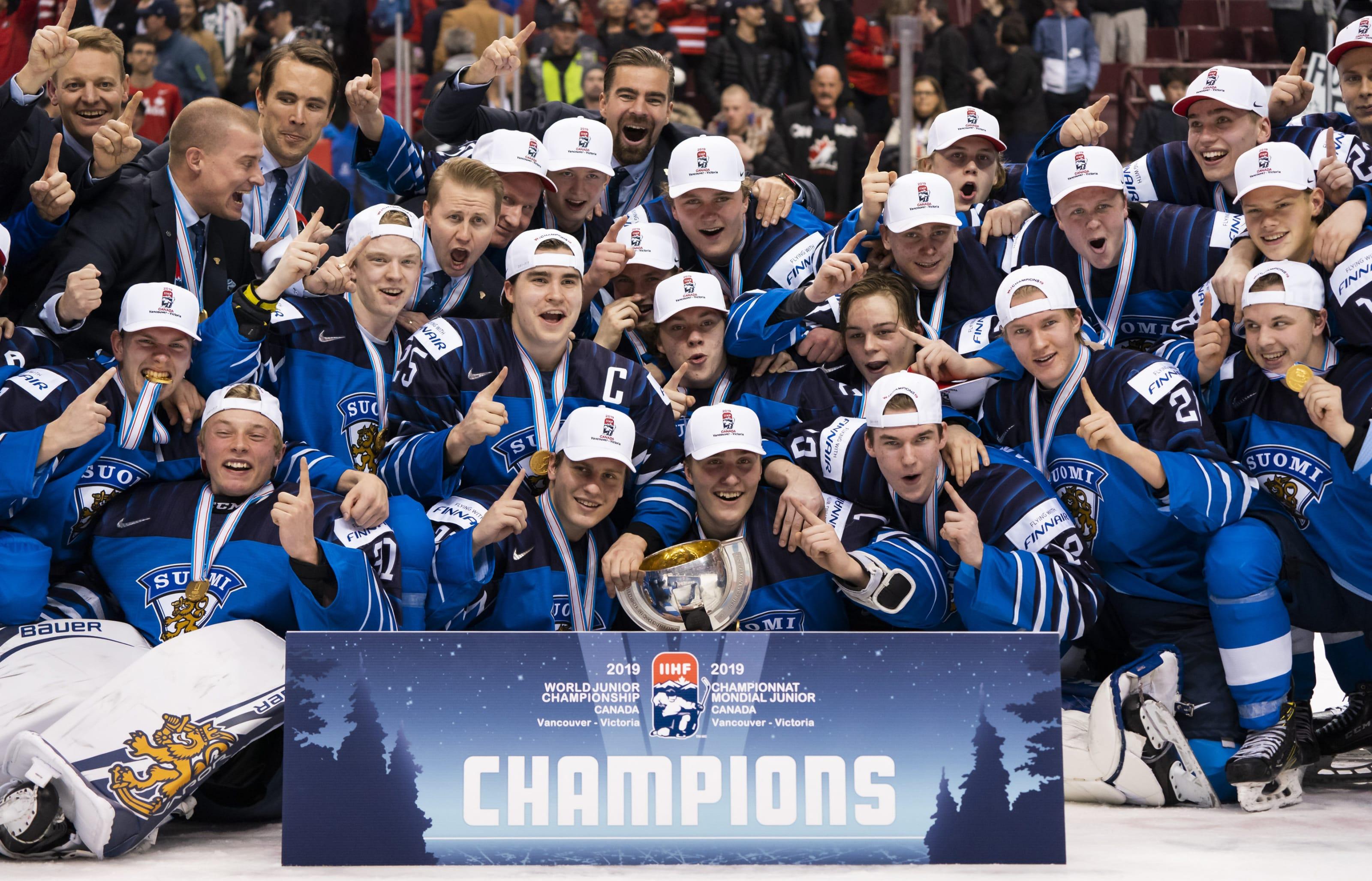 2019 world junior hockey championships