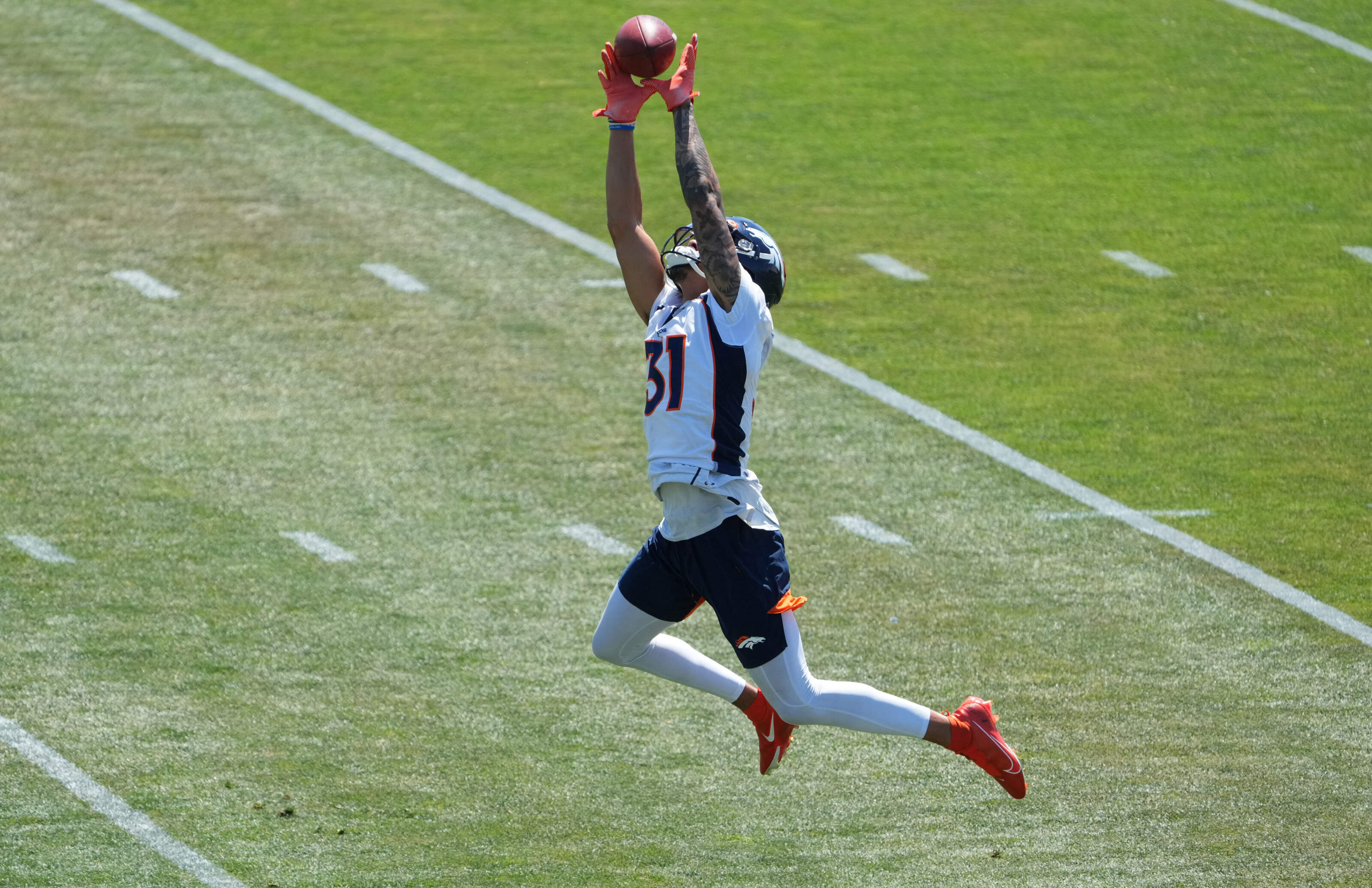 Justin Simmons, Denver Broncos