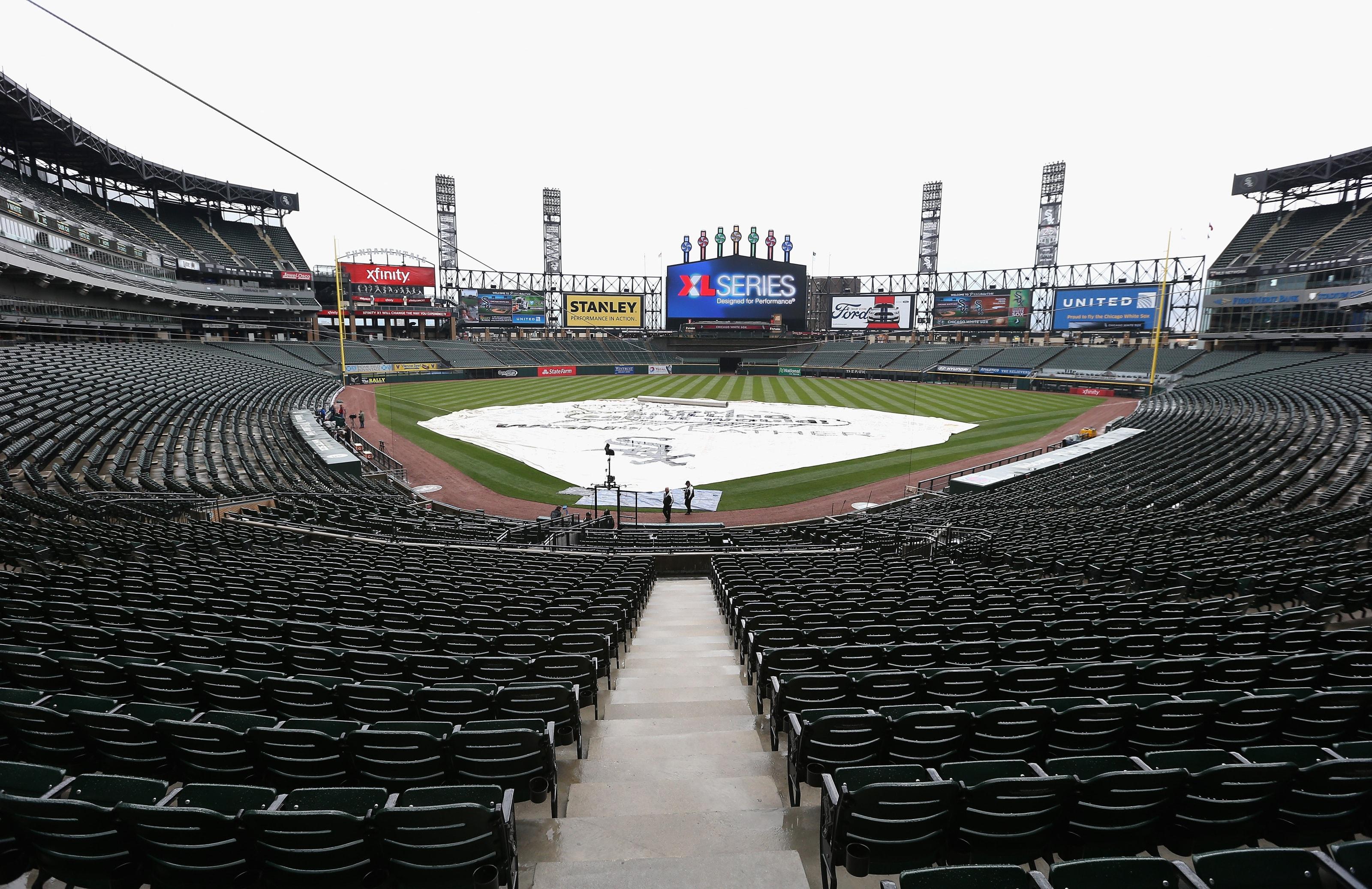 Chicago White Sox Jose Abreu