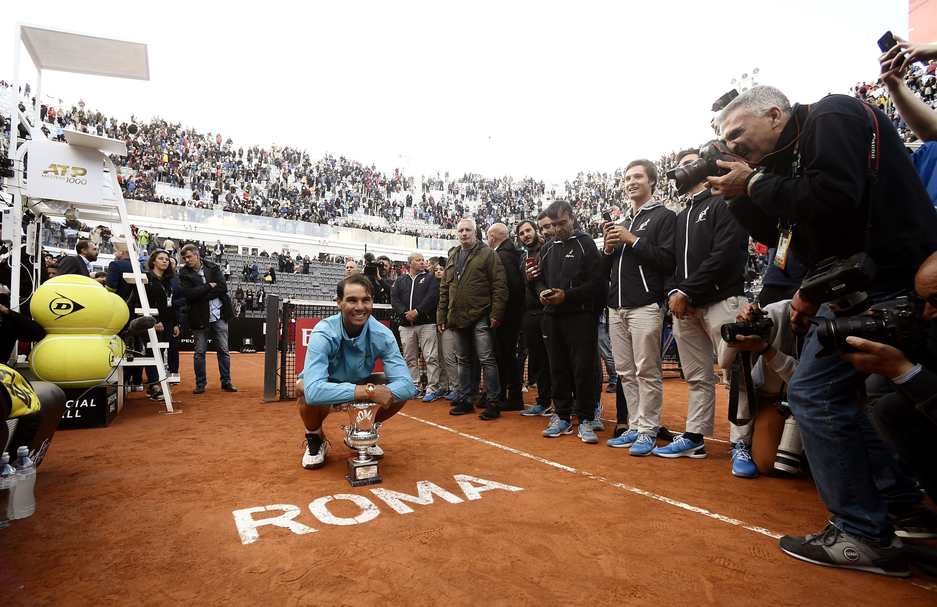 How Rome S Rescheduling Significantly Impacts Clay Court Draws