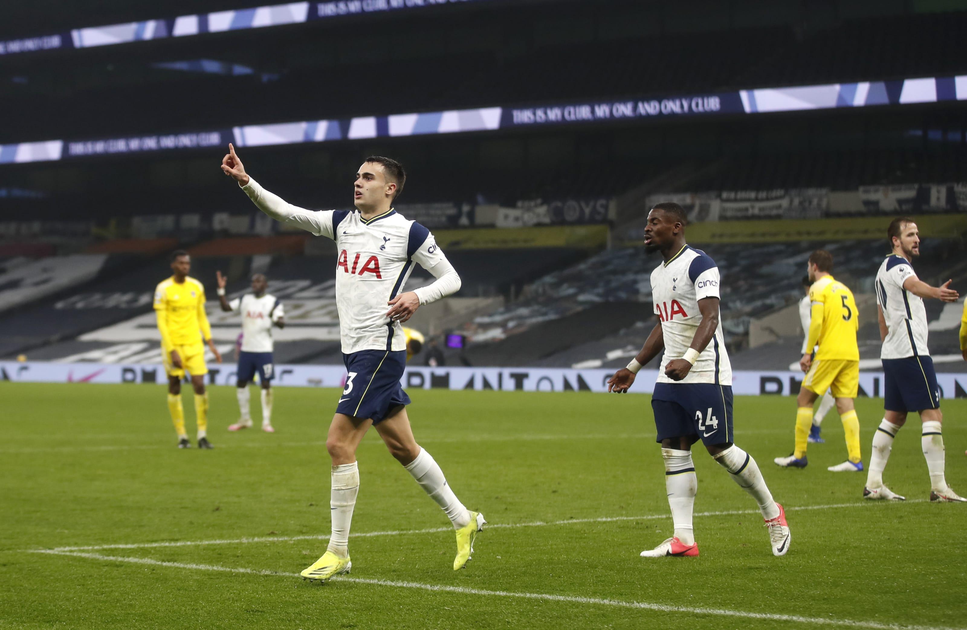 Tottenham, Sergio Reguilon