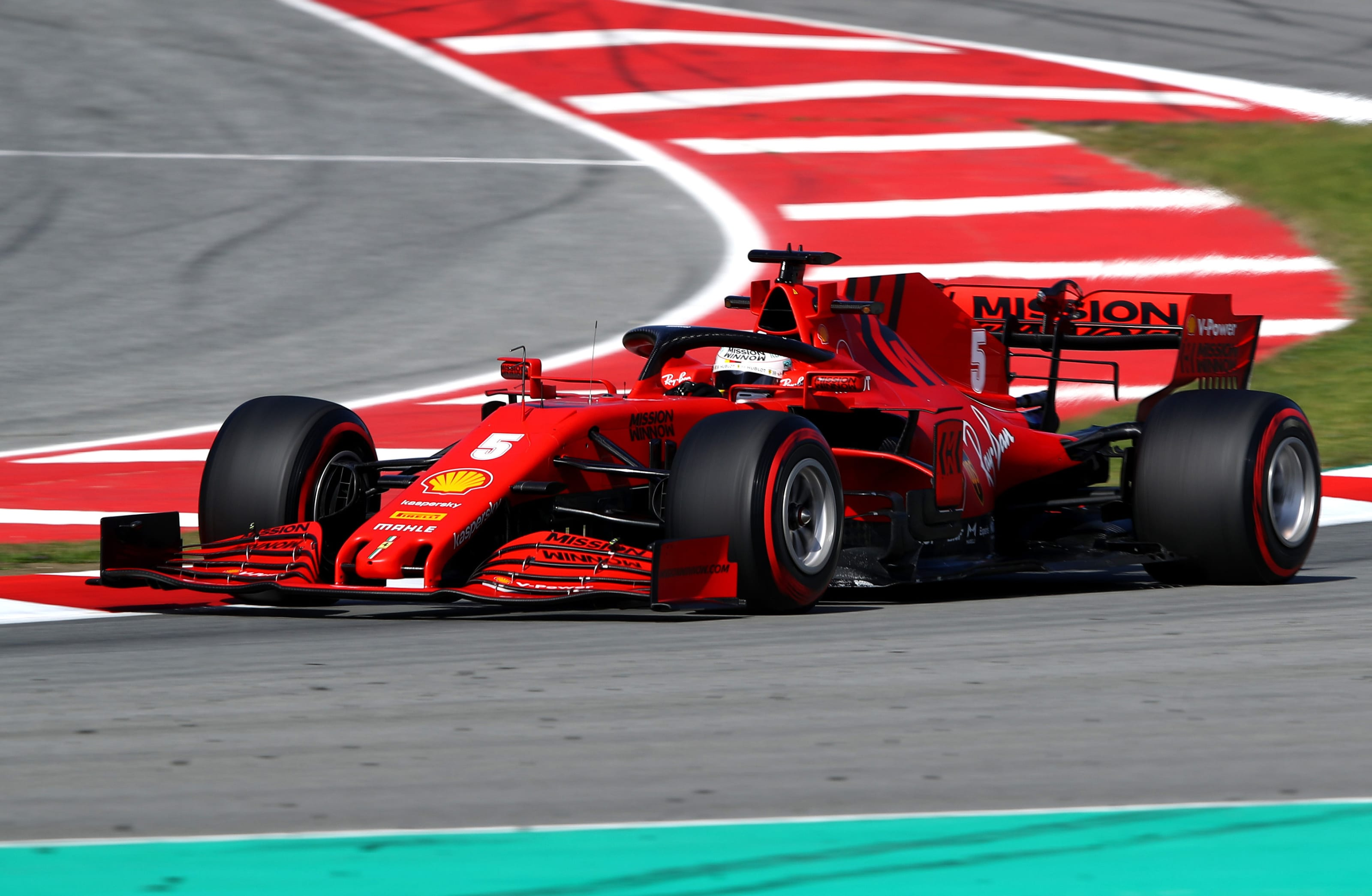 Formula 1 5 Possible Ferrari Drivers For 2021