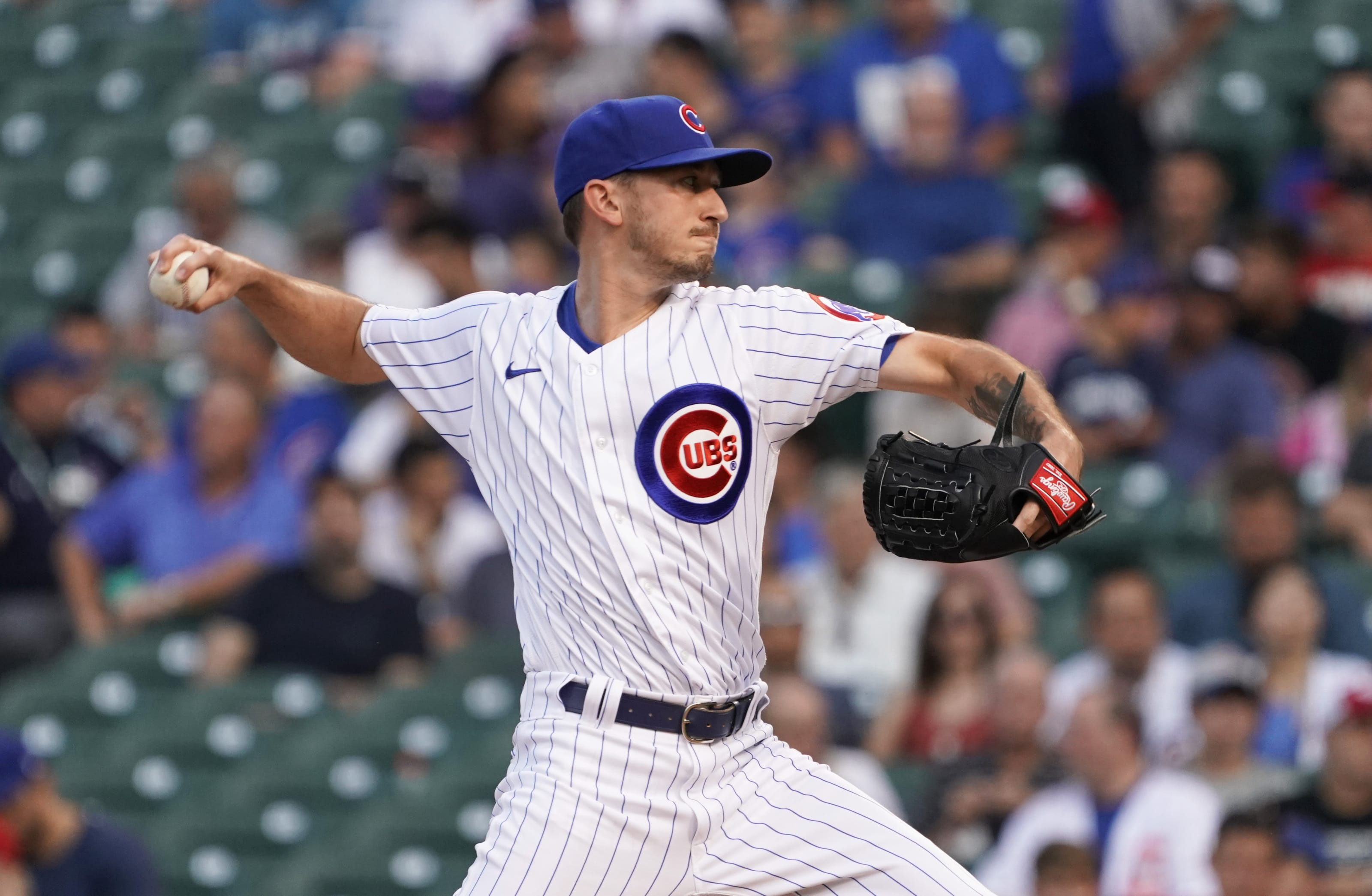 Zach Davies, Chicago Cubs, New York Yankees