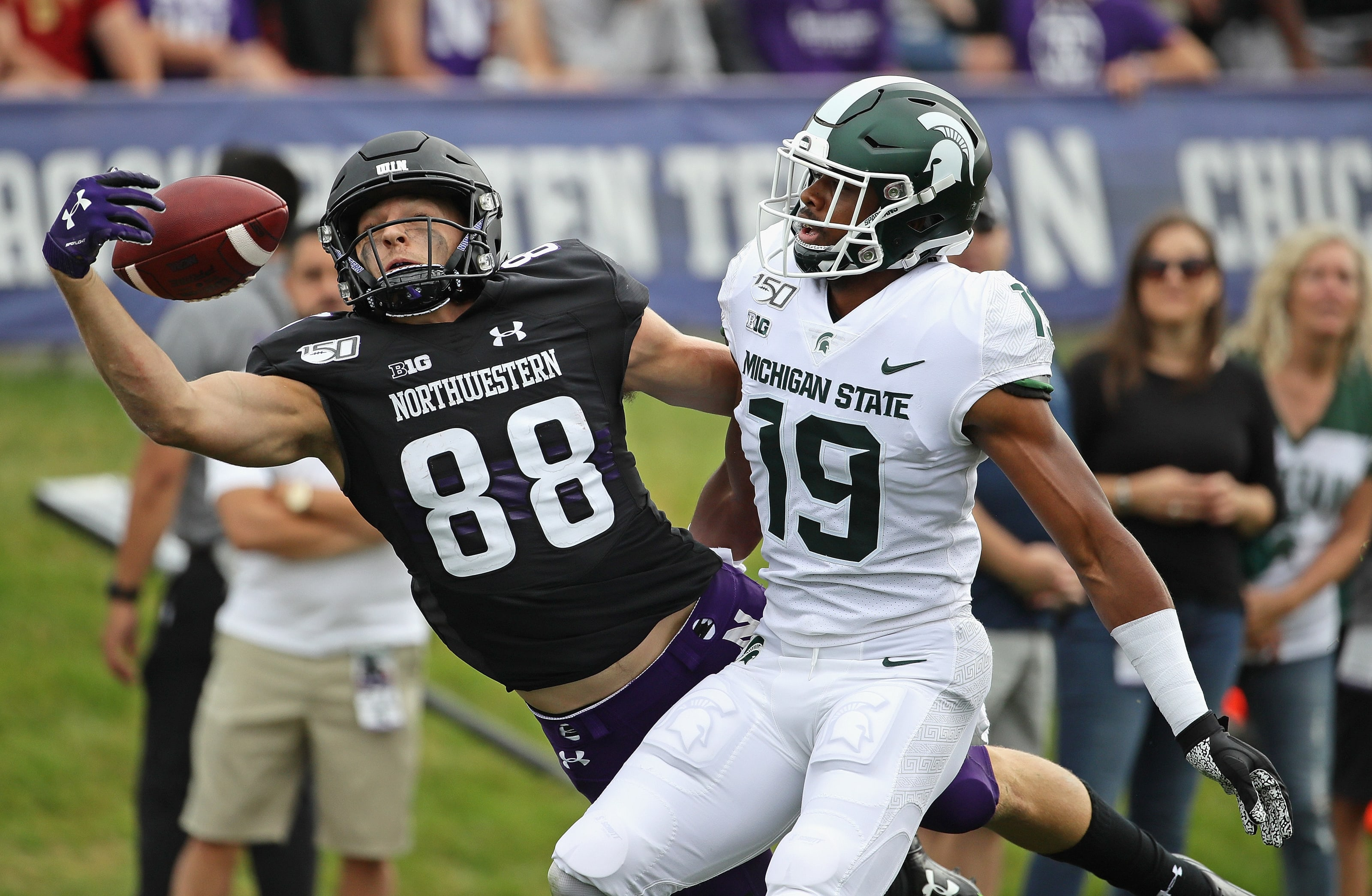 Michigan State football: 3 takeaways from big win at Northwestern in Week 4