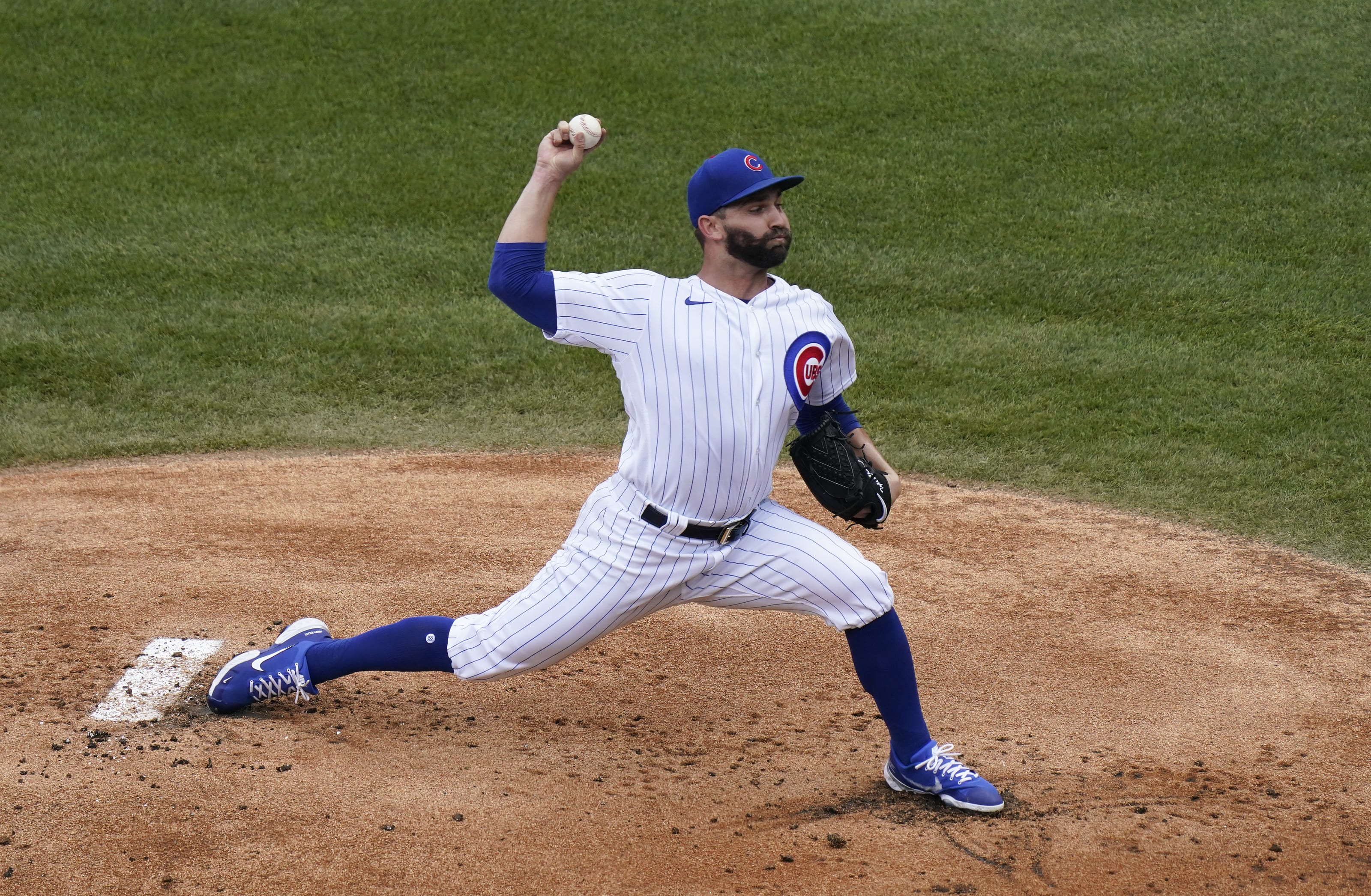 Chicago Cubs, Tyler Chatwood
