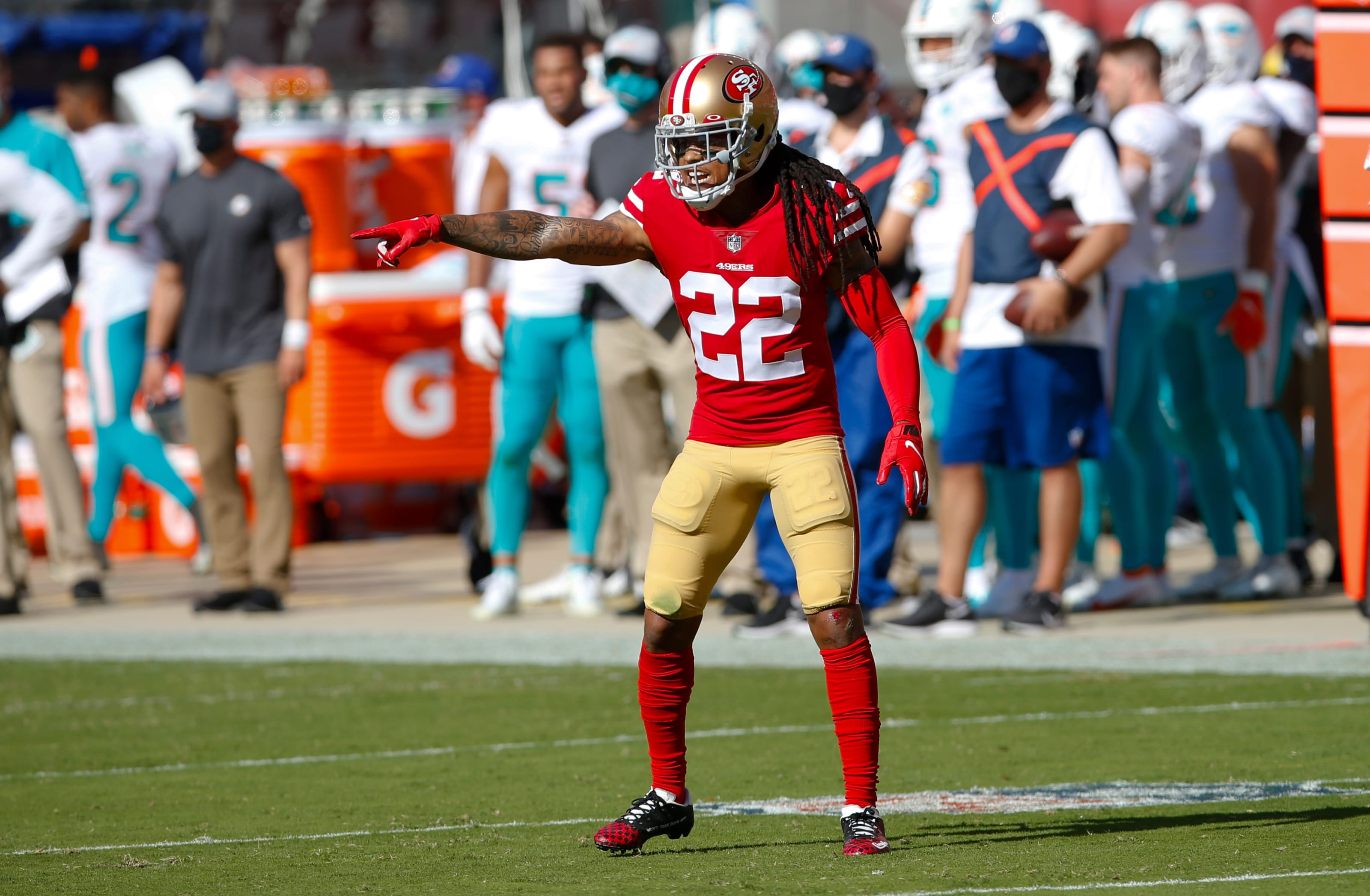 49ers news: 4 players who could switch jersey numbers - Page 3