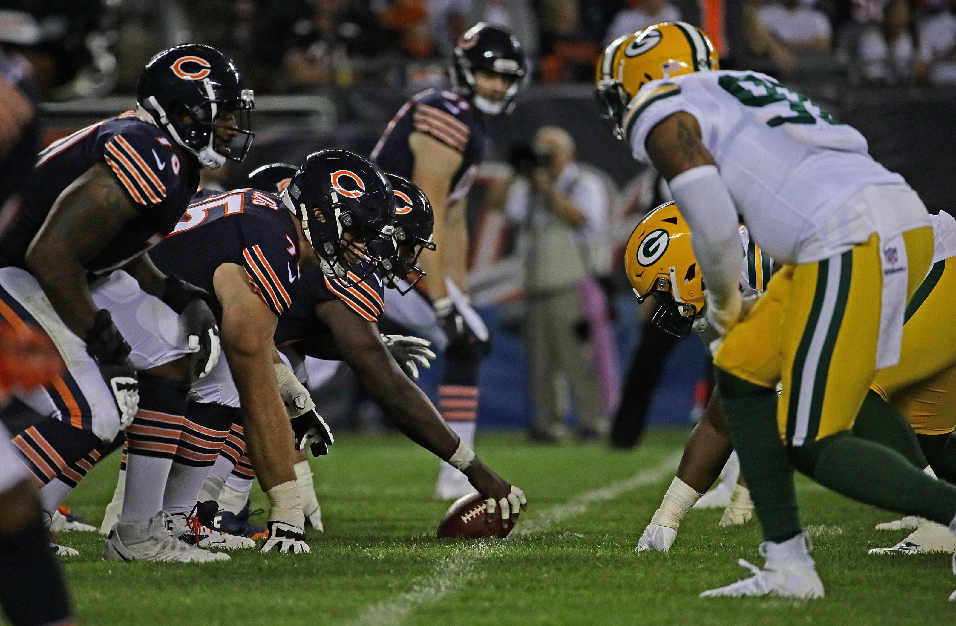 Chicago Bears, Green Bay Packers