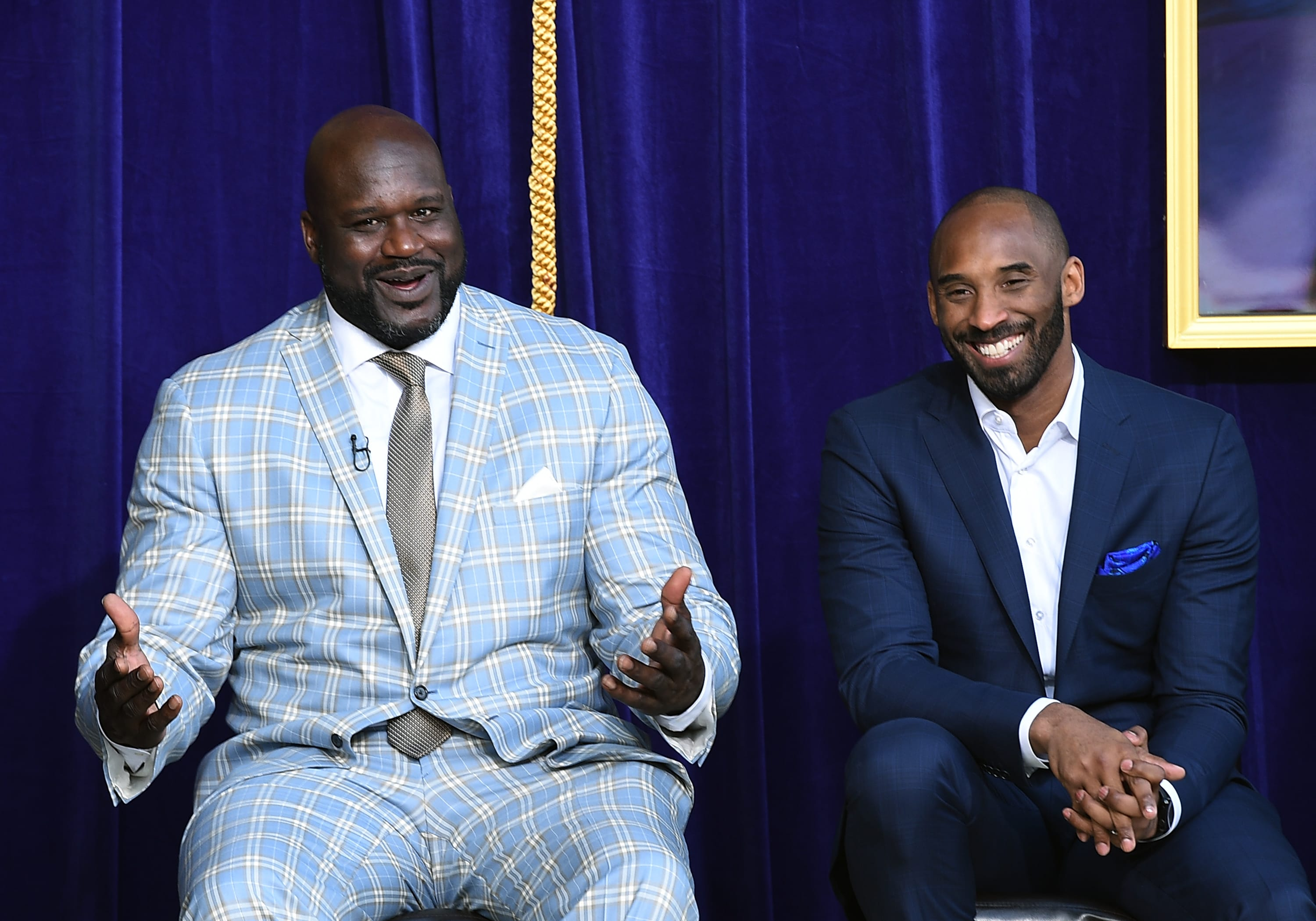 Los Angeles Lakers, Kobe Bryant, Shaquille O'Neal