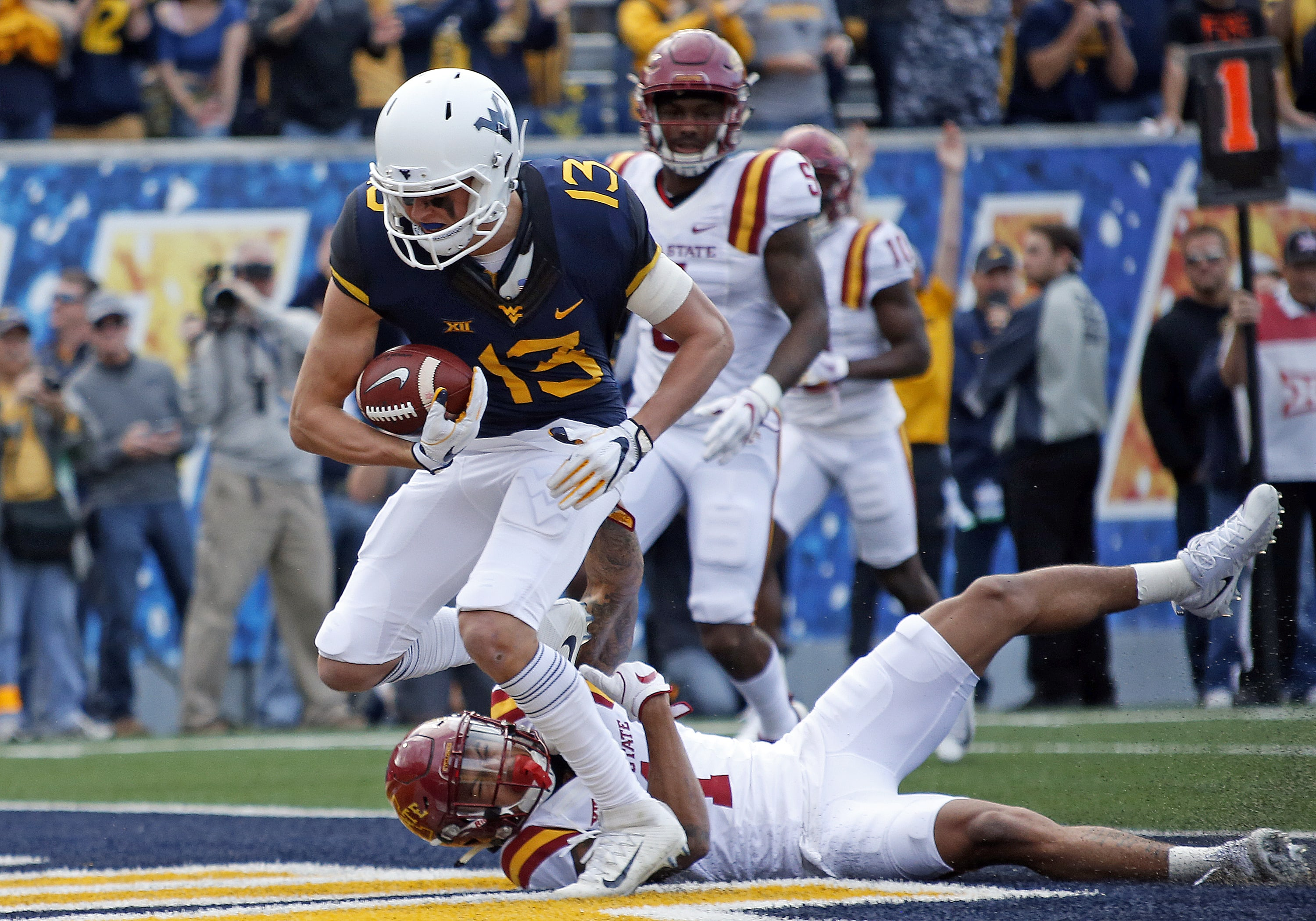 West Virginia Football: 3 reasons Sills V is nation's best ...