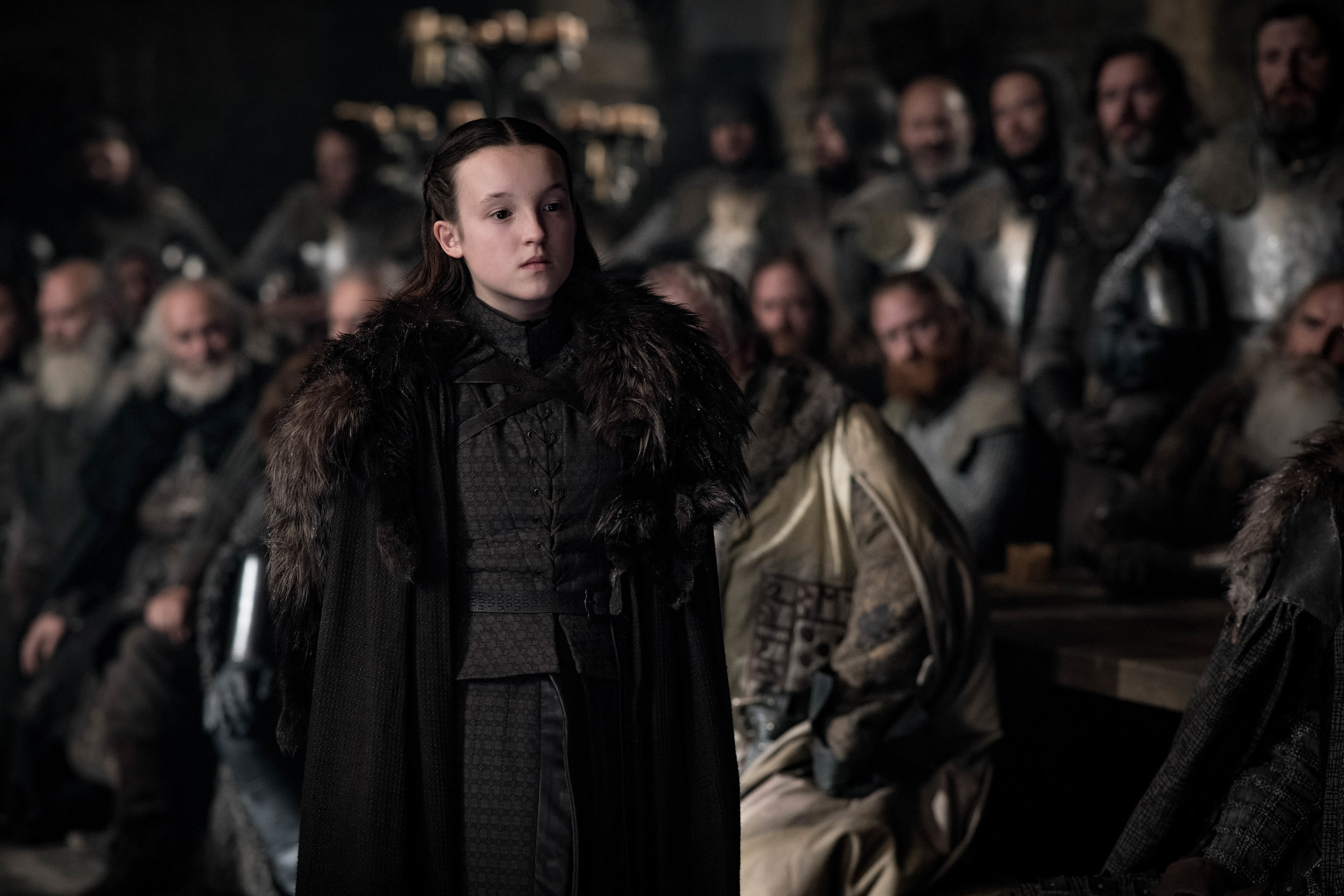 Lyanna Mormont Actor Talks Juggling Game Of Thrones With School