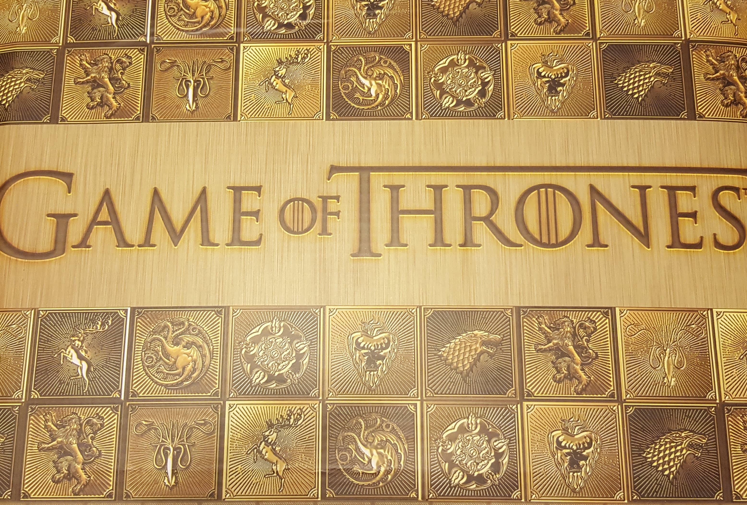 Culture Fly Game of Thrones The Noble Houses of Westeros
