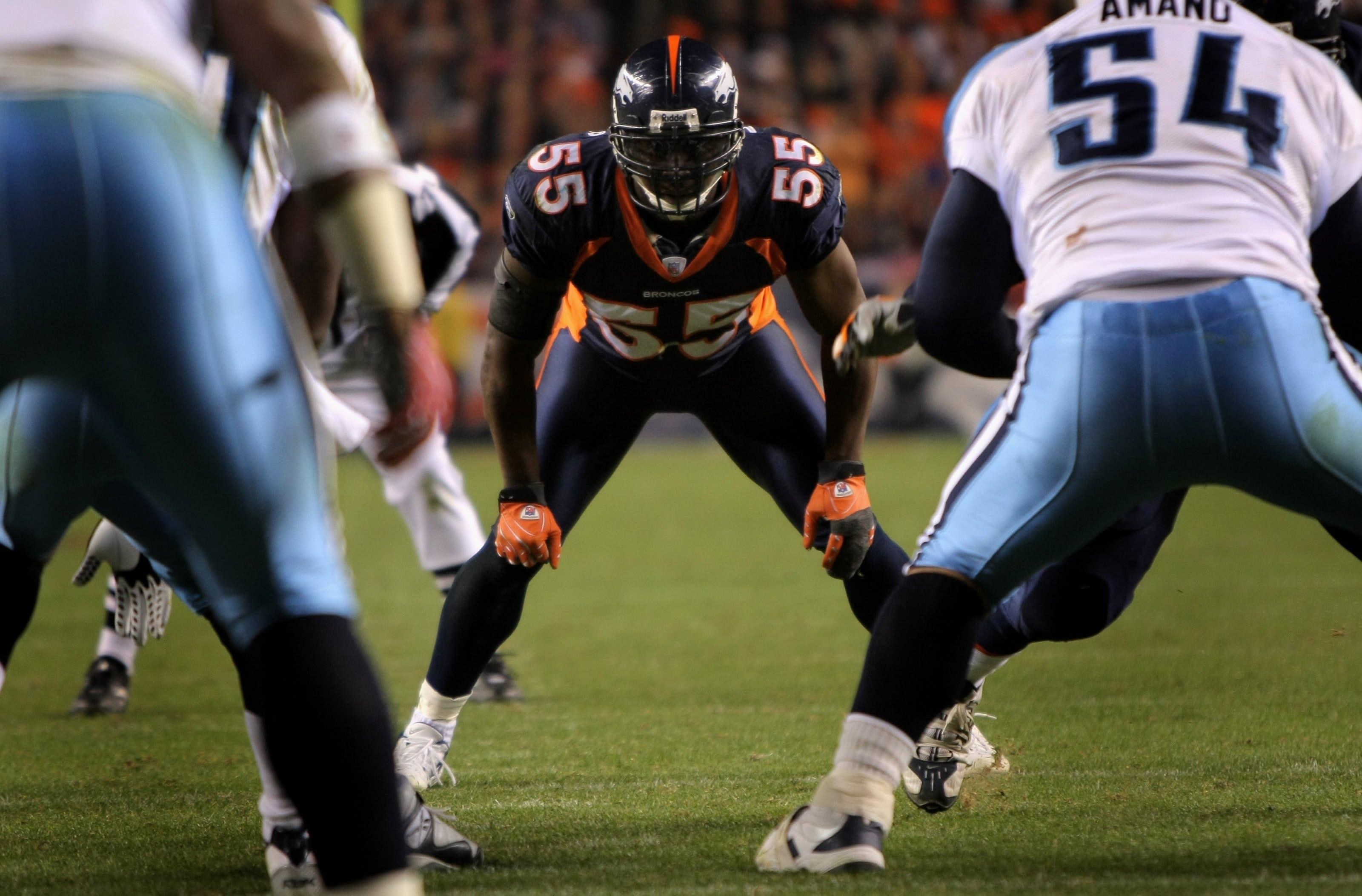 D.J. Williams, Denver Broncos