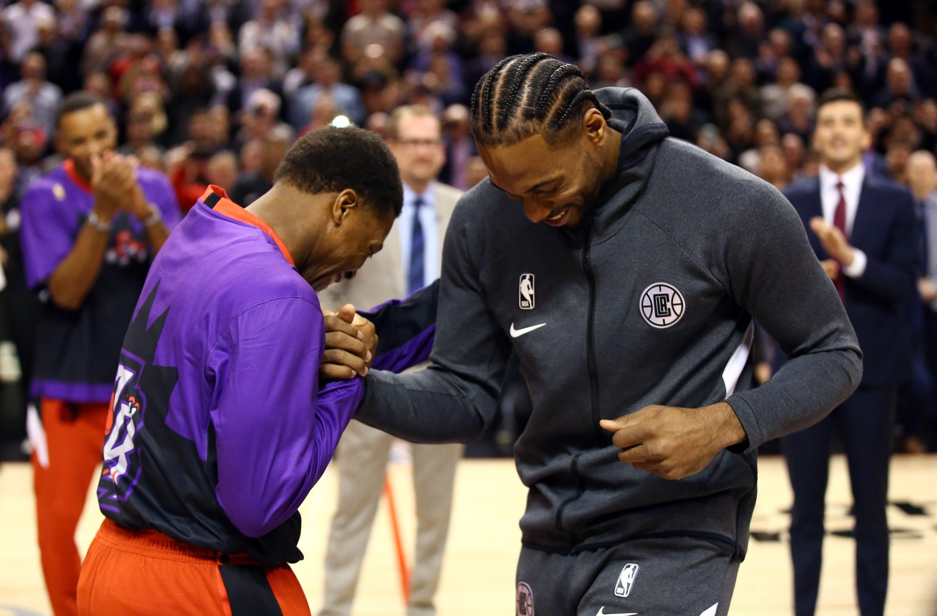 Kawhi Leonard, Toronto Raptors, Clippers
