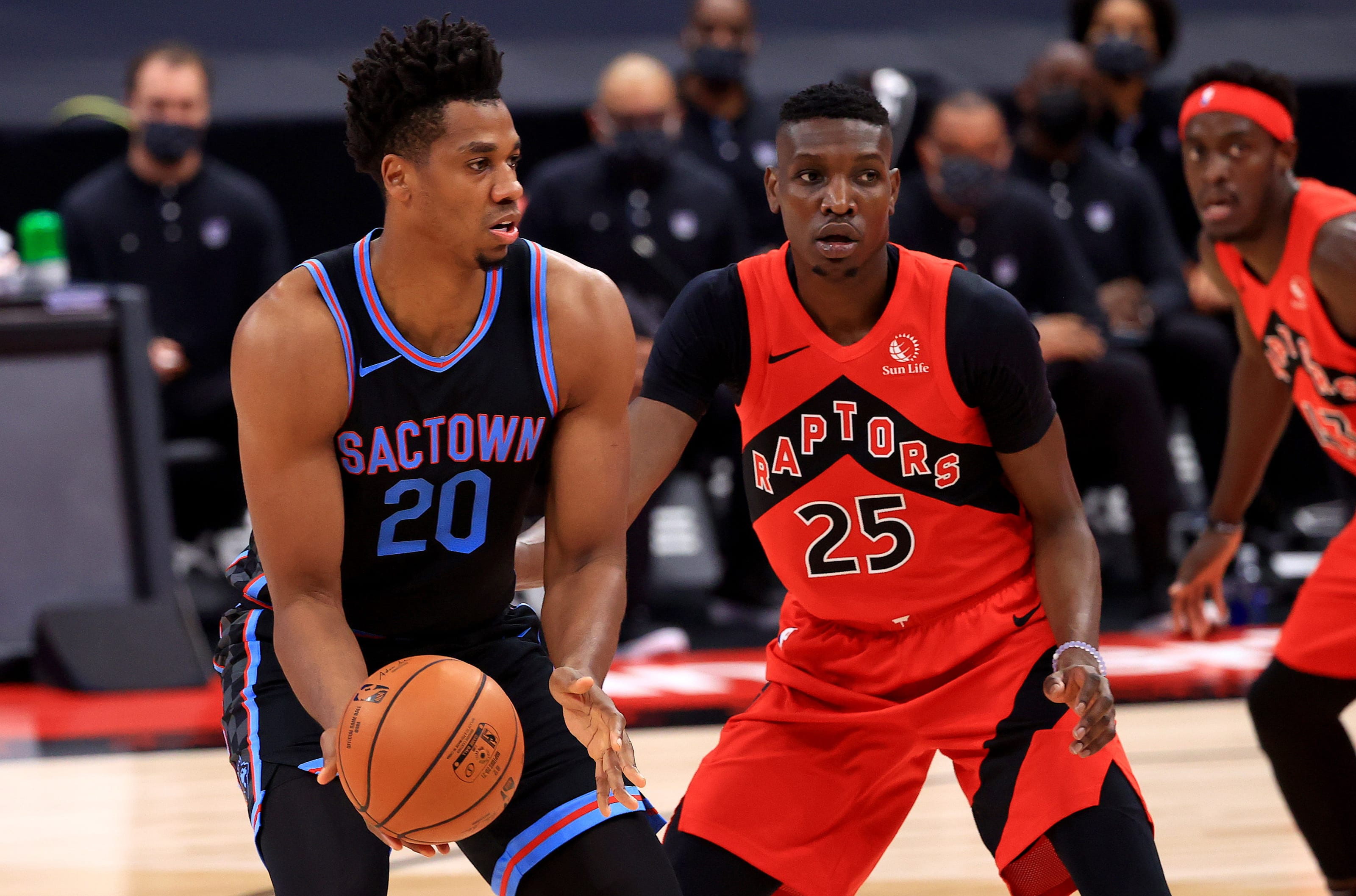 Toronto Raptors, Sacramento Kings