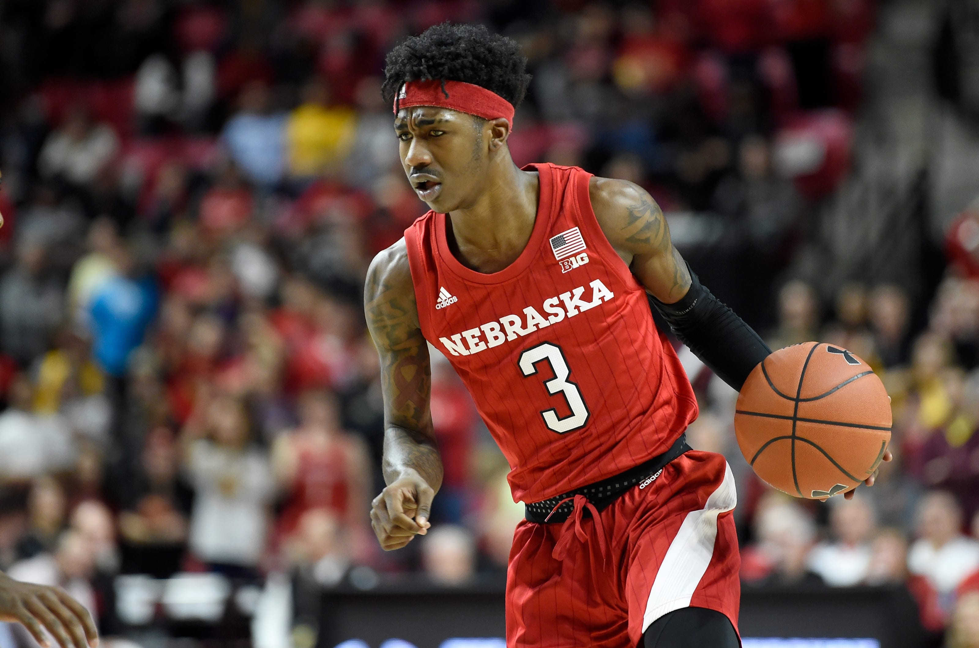 2019–20 Nebraska Cornhuskers men's basketball team