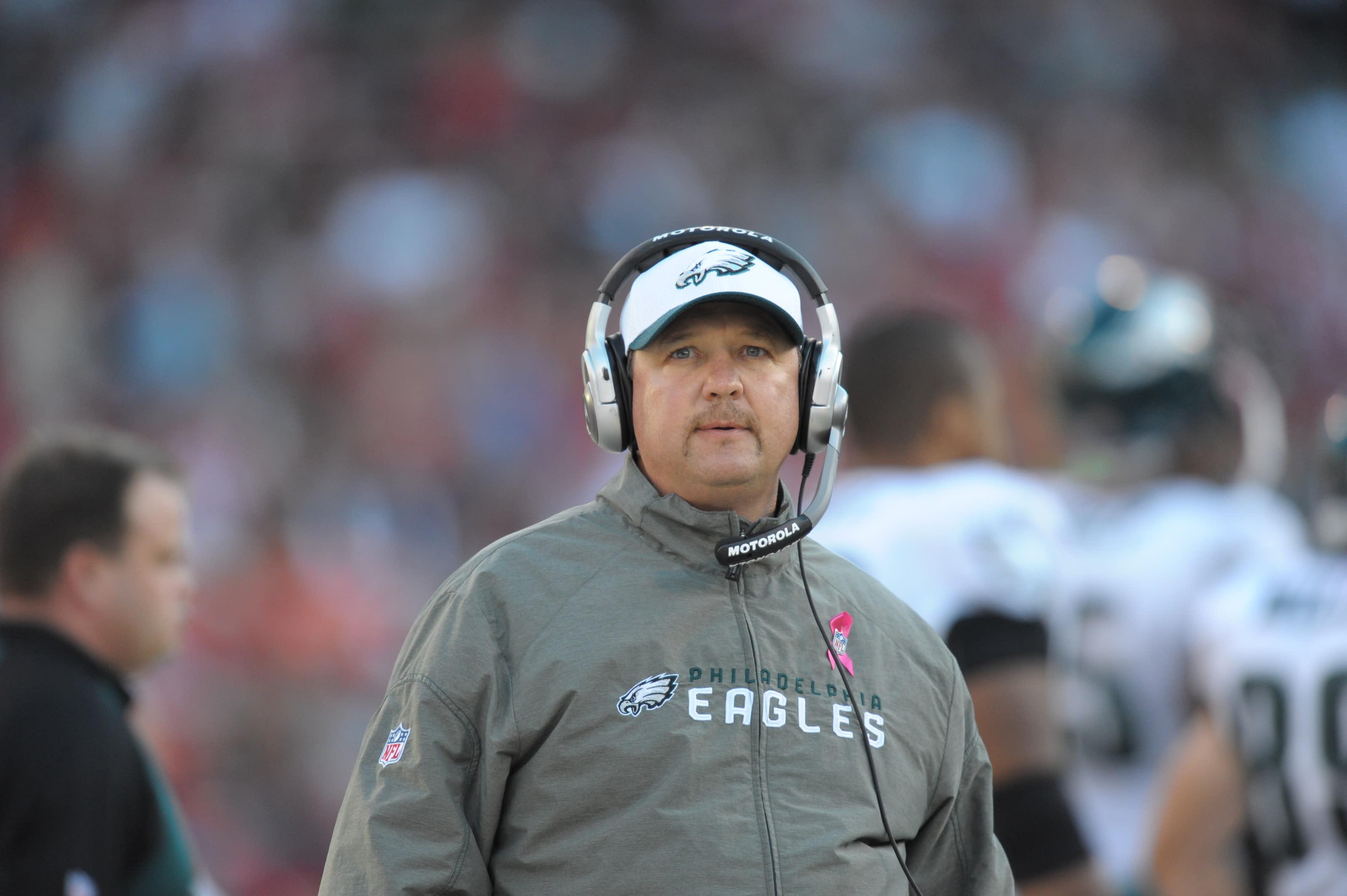 Marty Mornhinweg, Philadelphia Eagles