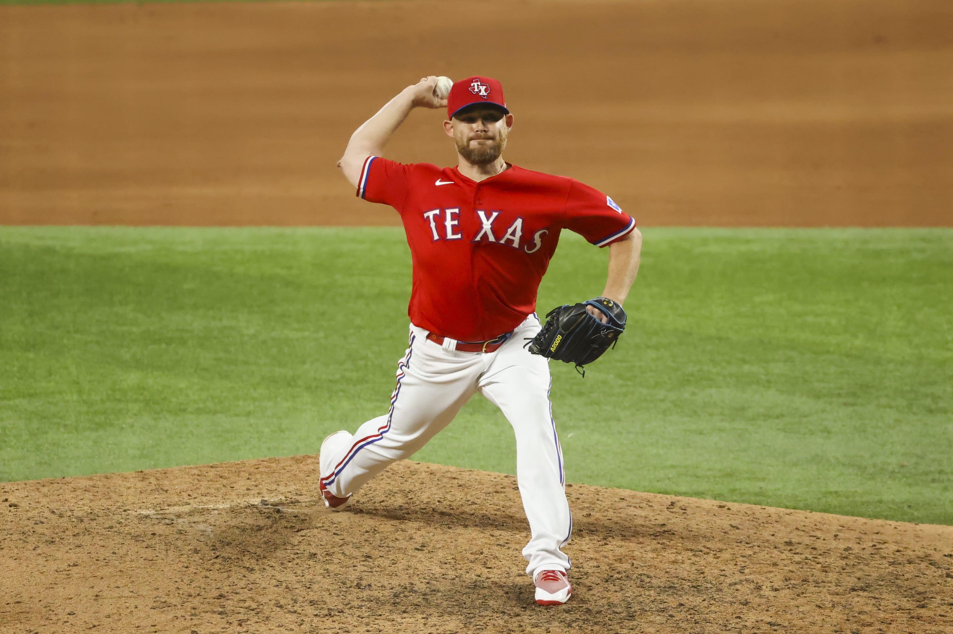 Ian Kennedy Texas Rangers
