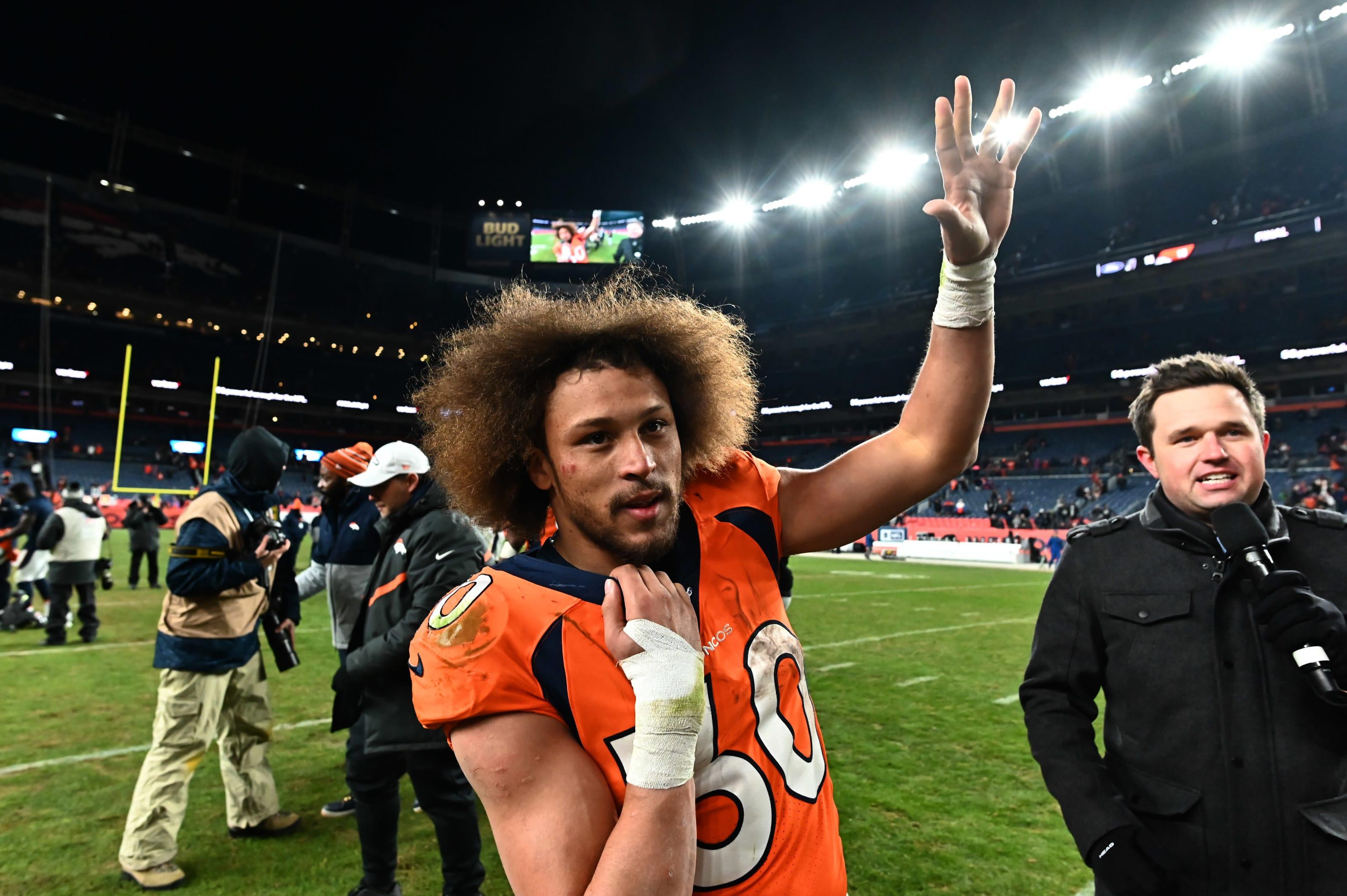 Denver Broncos, Phillip Lindsay