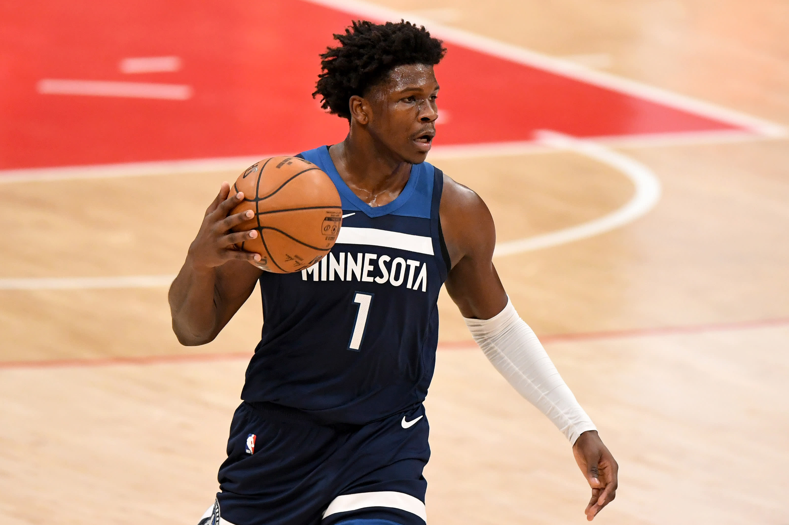 Anthony Edwards, Minnesota Timberwolves
