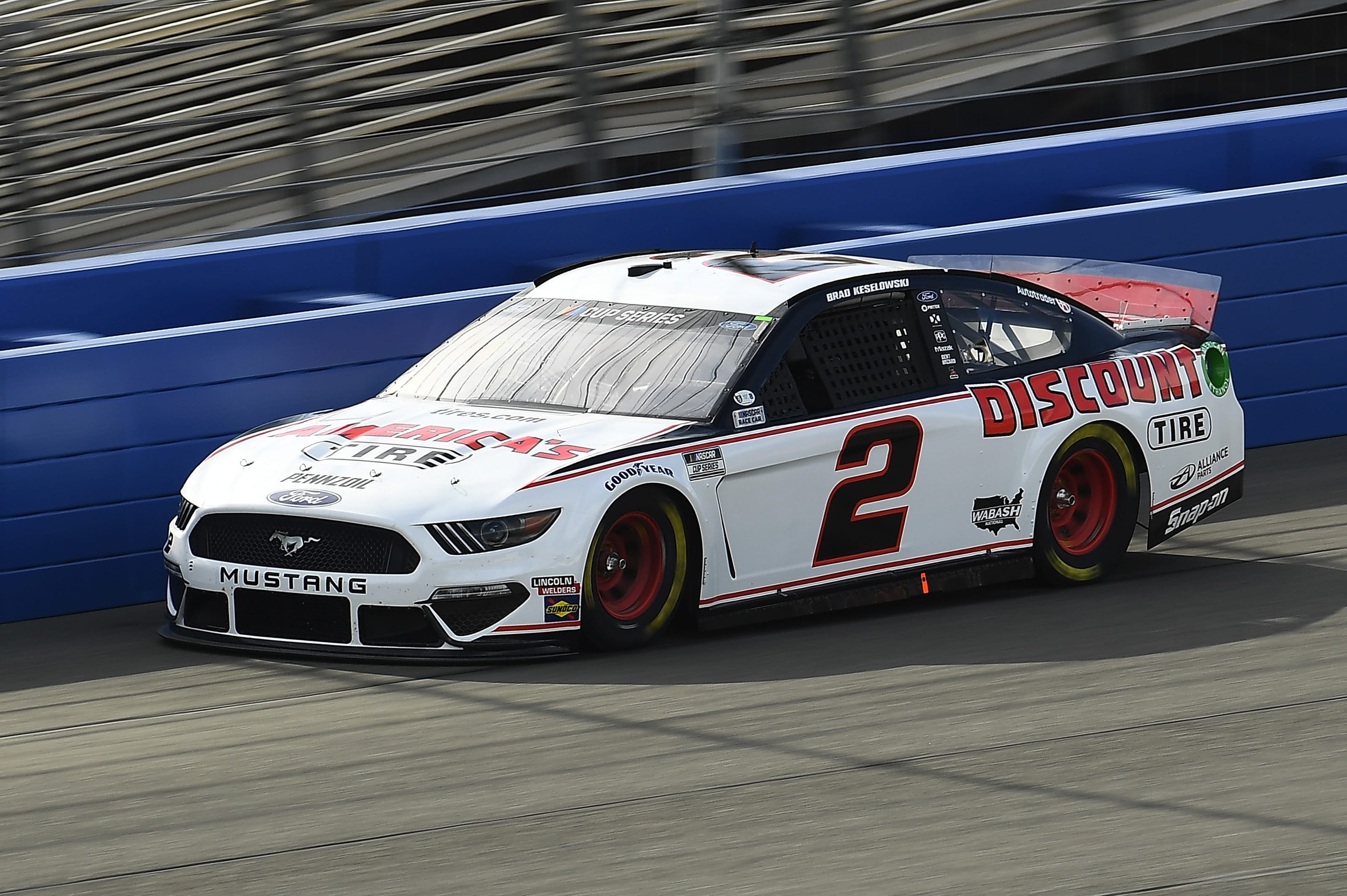nascar cup series  3 possible team penske drivers for 2021