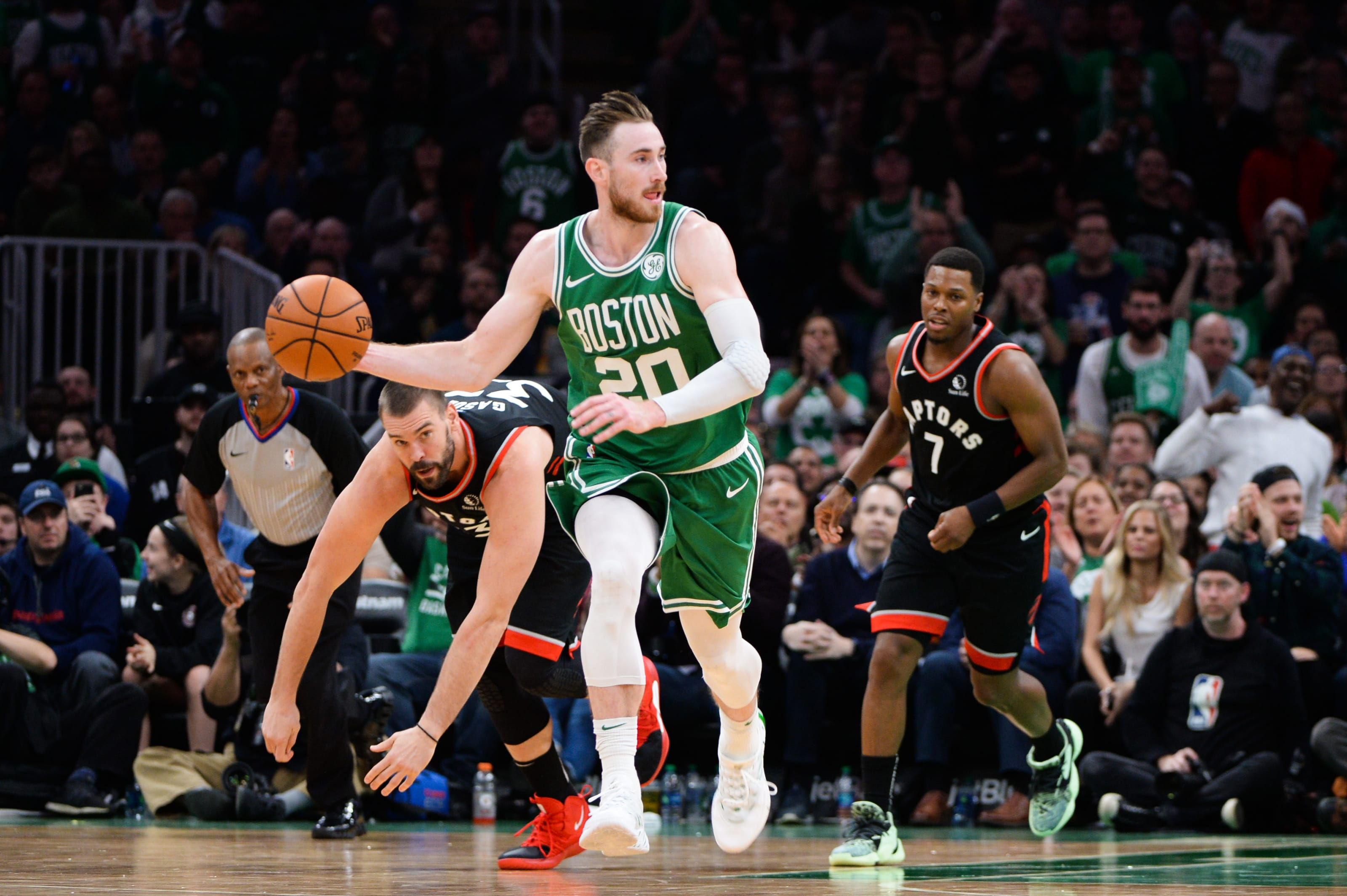 Gordon Hayward 3 Boston Celtics Players Who Must Rise In Star S Absence