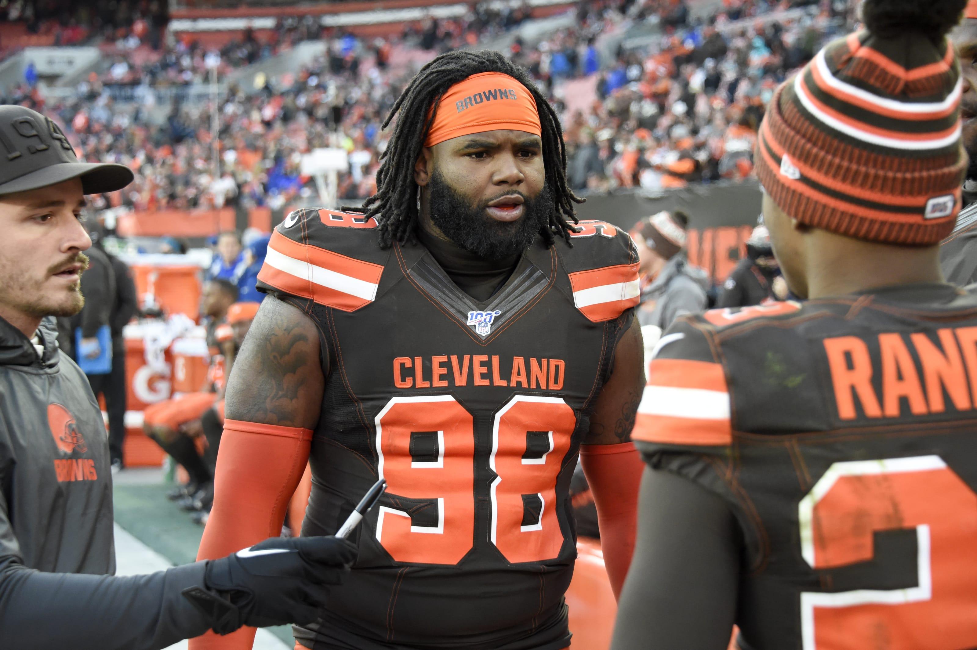 Browns rumors, Sheldon Richardson
