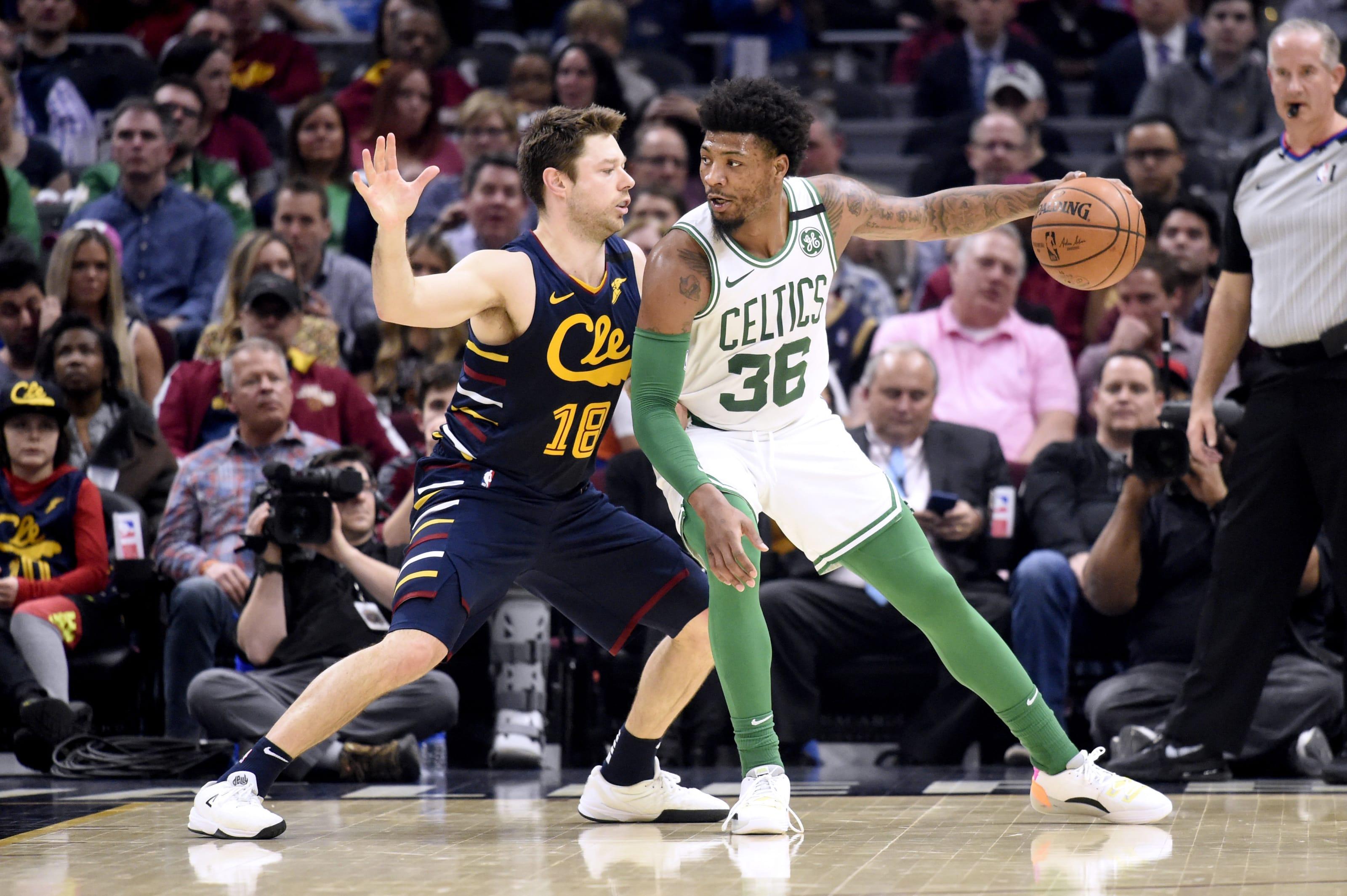 Matthew Dellavedova, Cleveland Cavaliers