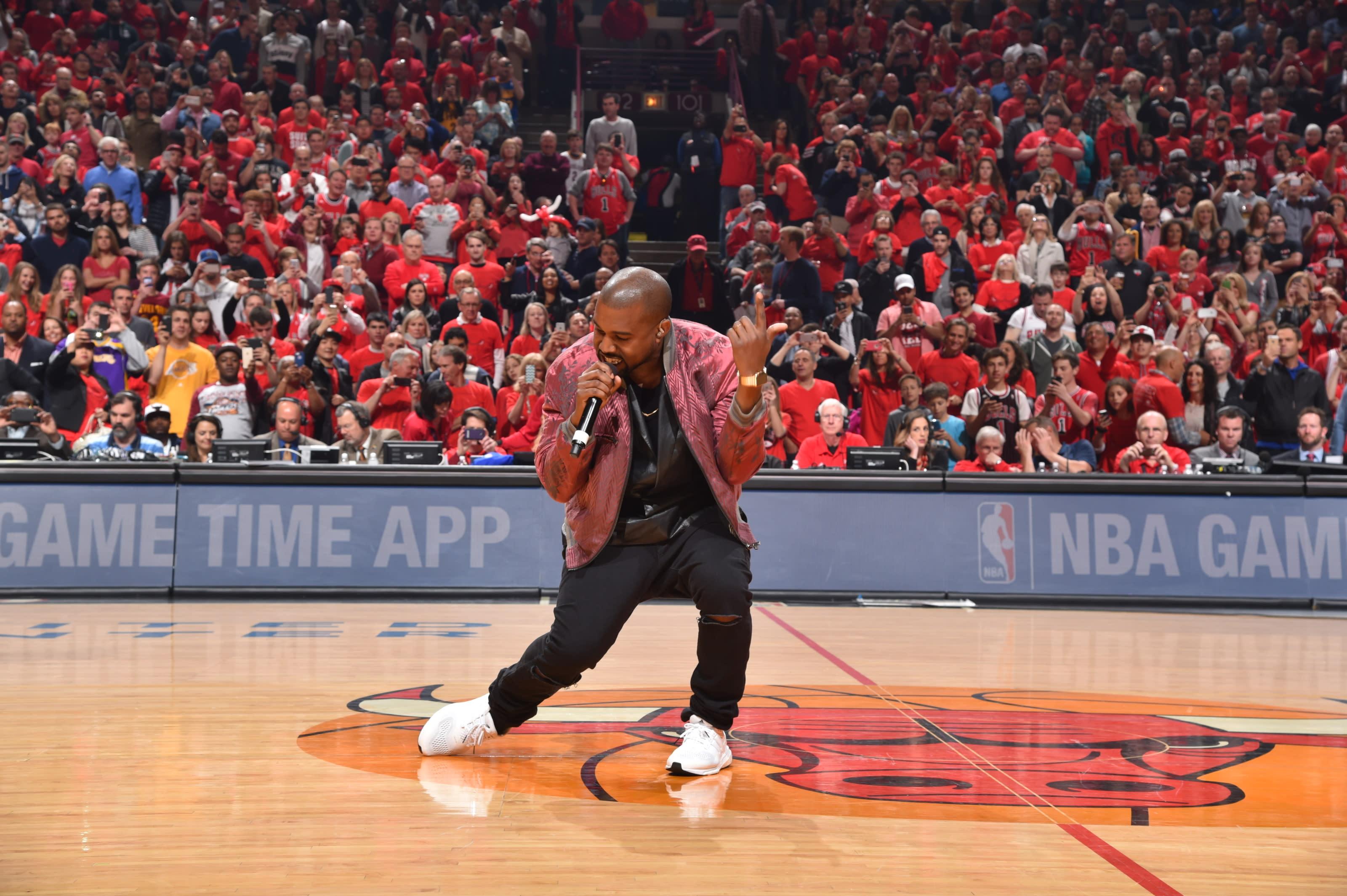 The 2019-20 Chicago Bulls as Kanye West
