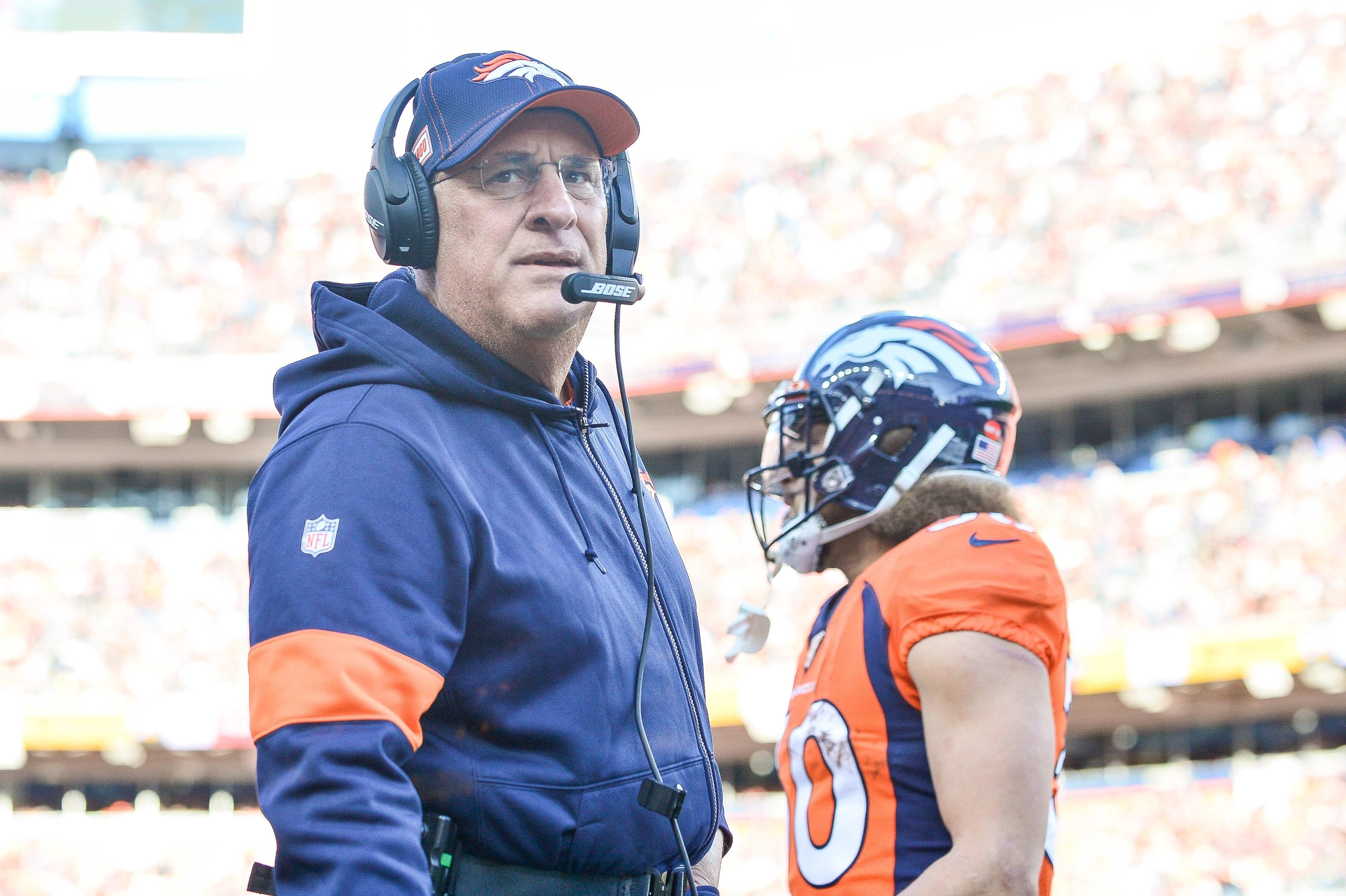 Denver Broncos, Vic Fangio
