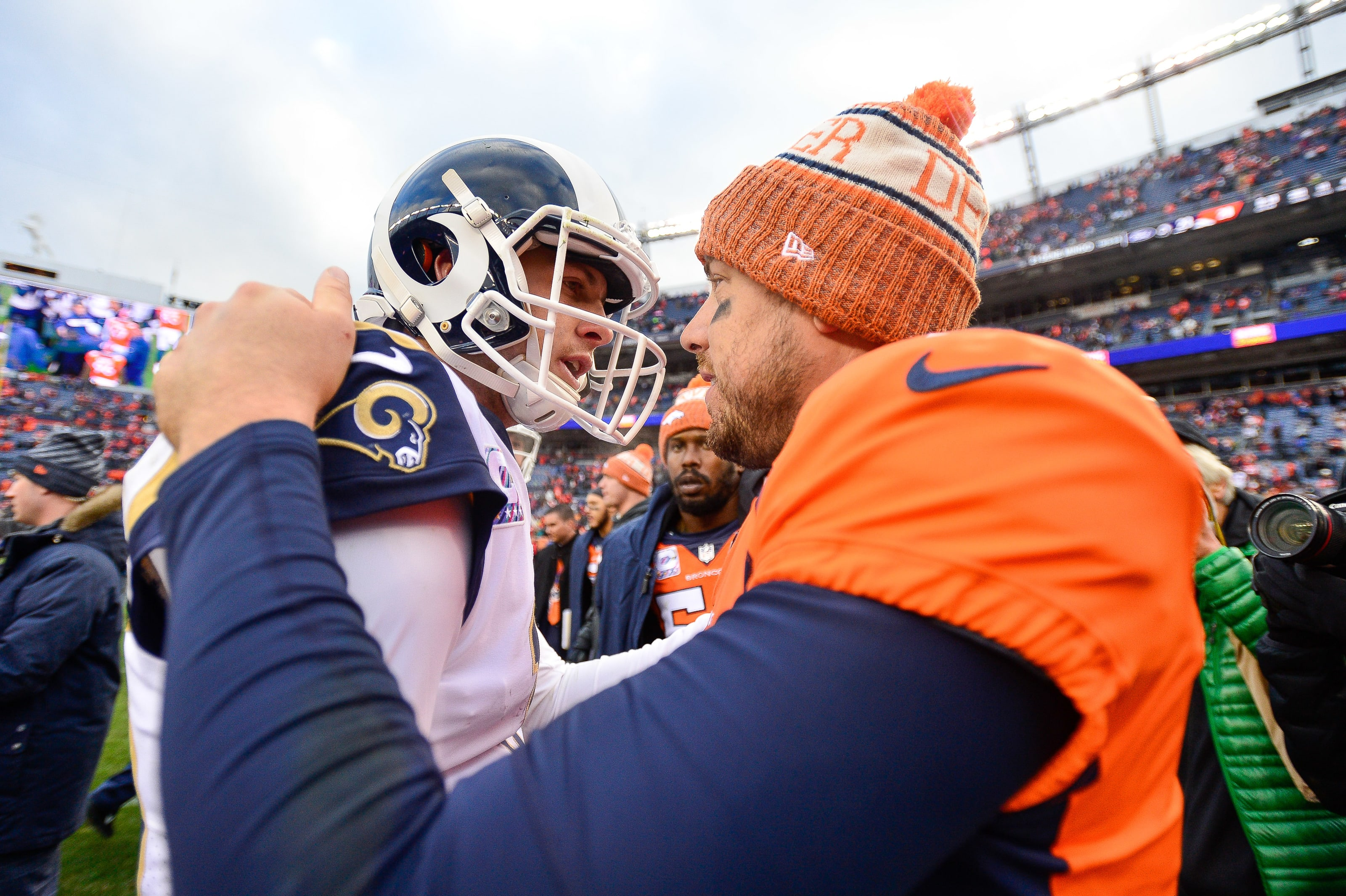 here are a few reasons denver broncos fans should root for the rams denver broncos fans should root