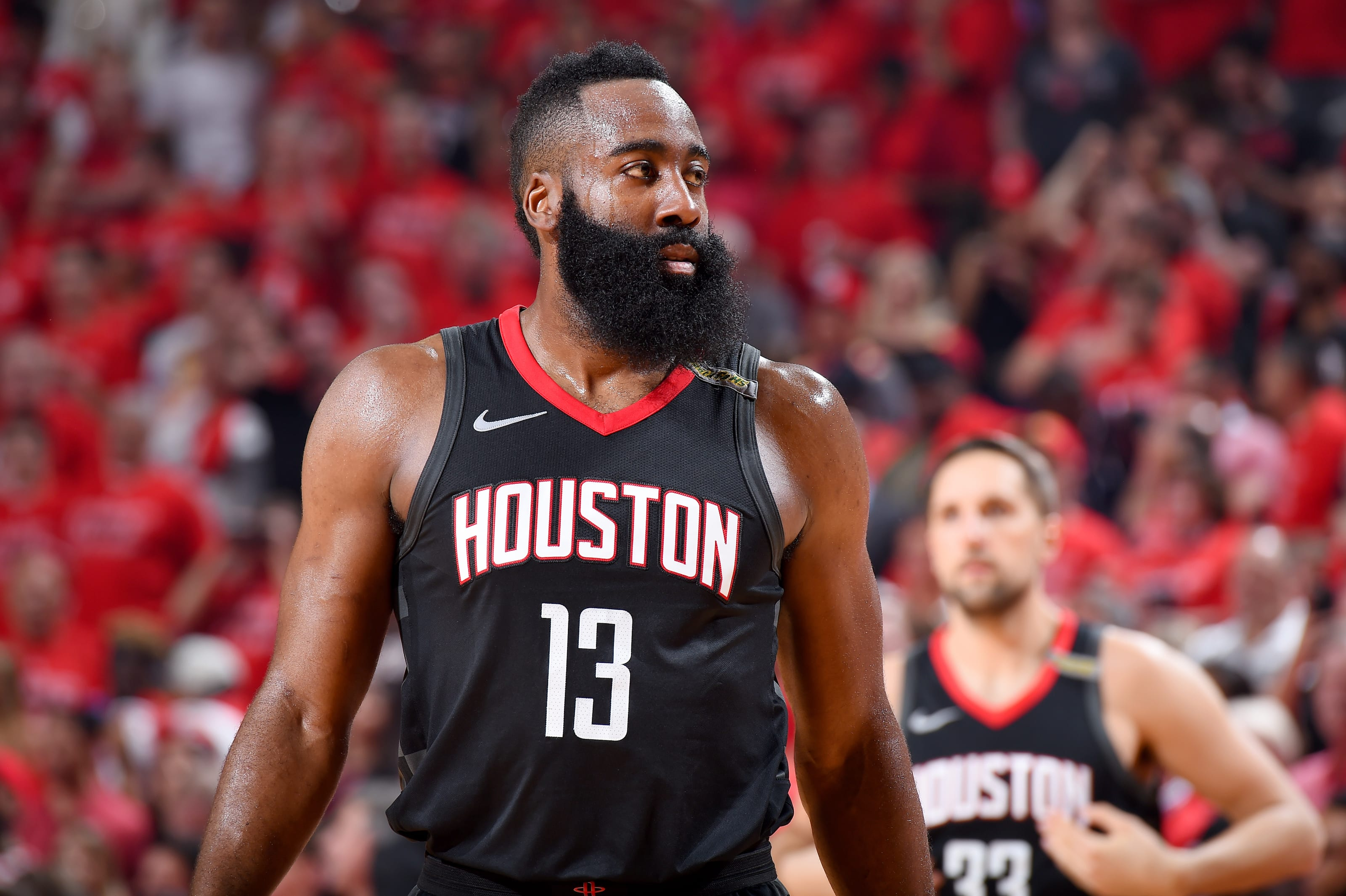Houston Rockets: 2017-18 player grades for James Harden