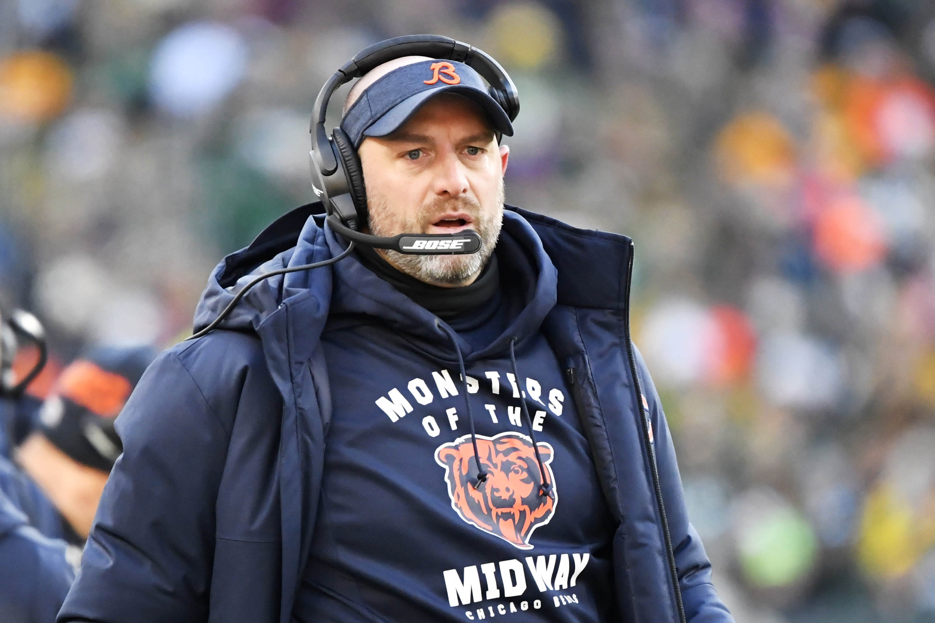 Chicago Bears would be Super Bowl contenders if Matt Nagy did this