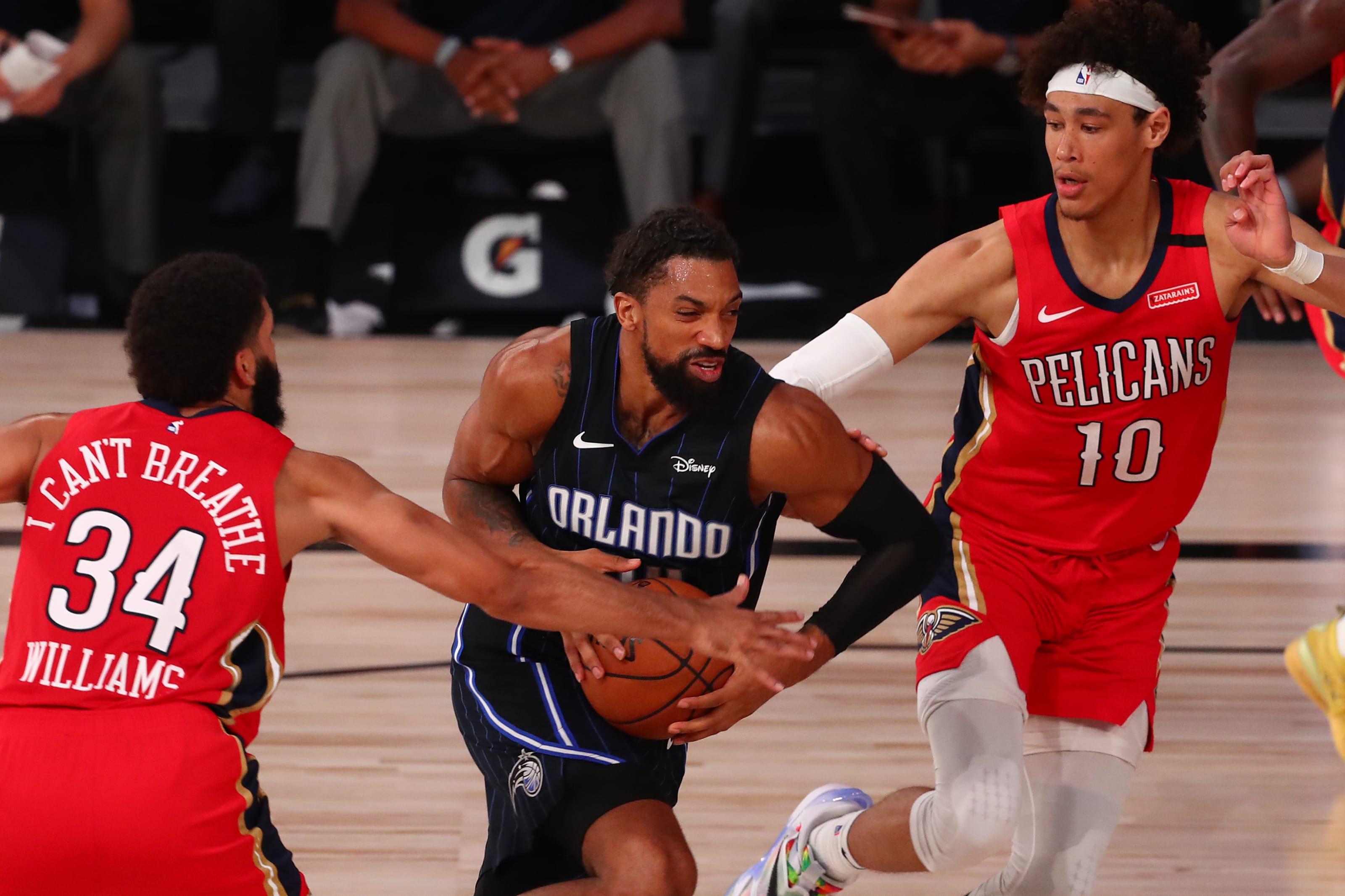 New Orleans Pelicans, Khem Birch