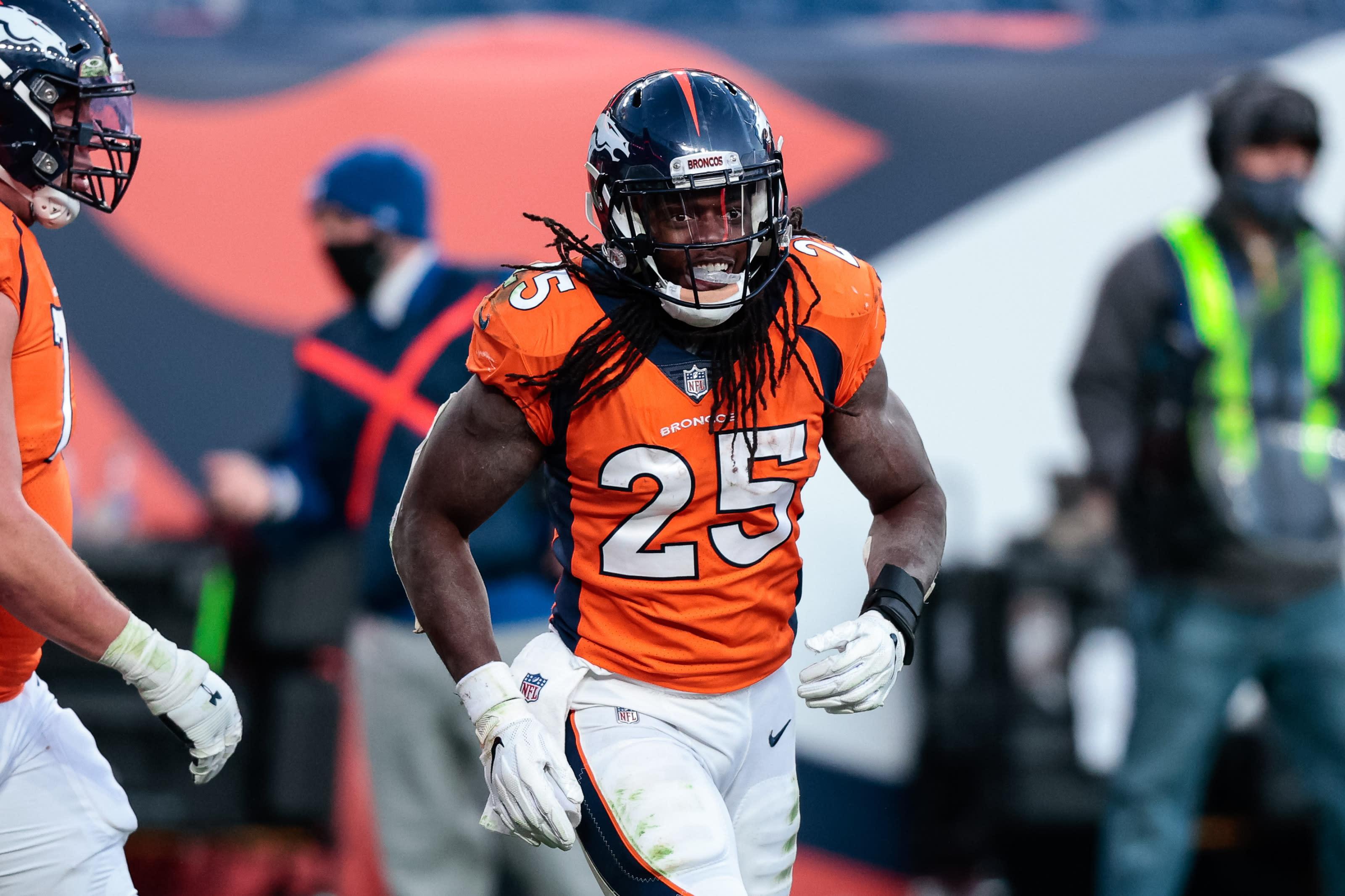 Melvin Gordon, Denver Broncos