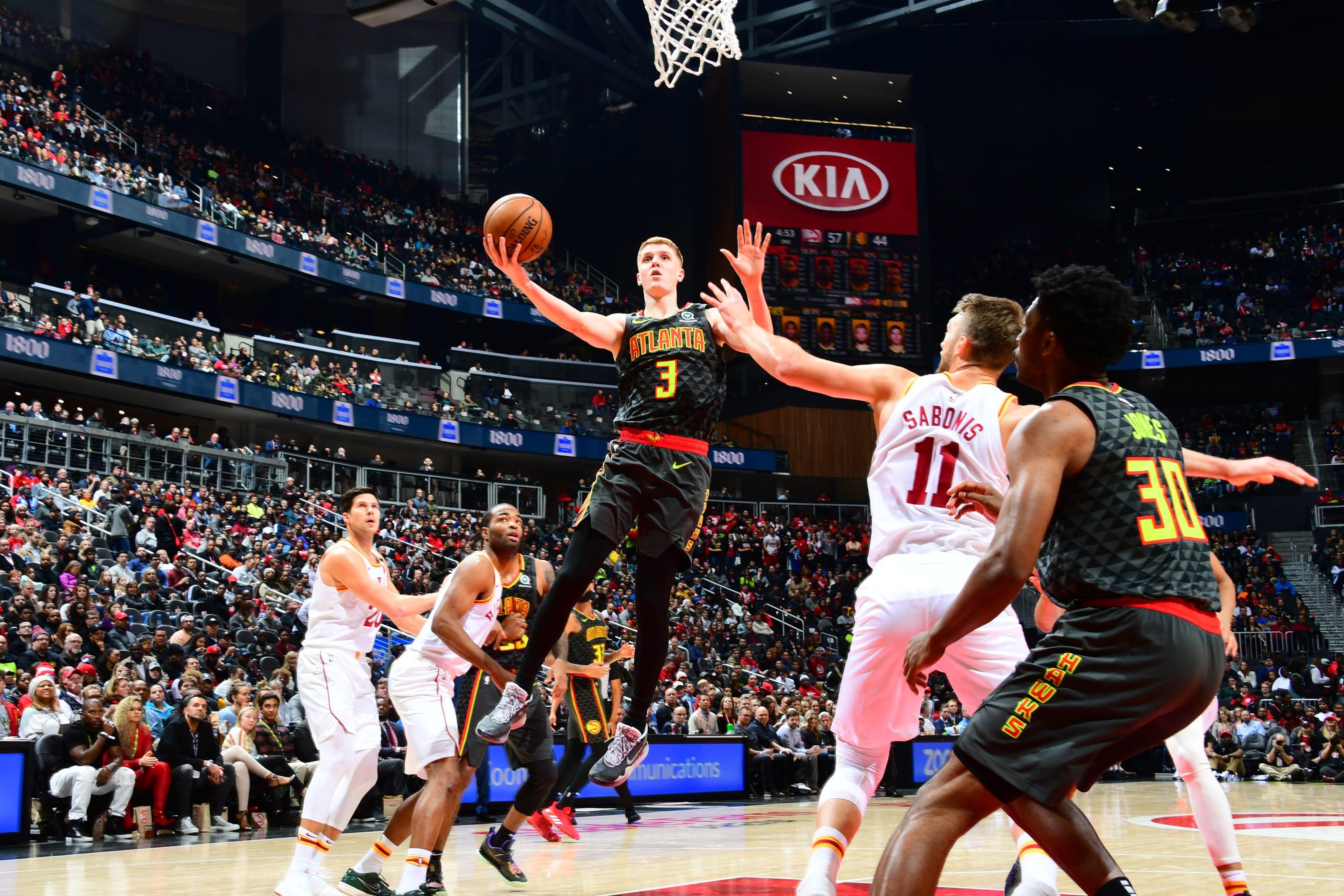 NBA Atlanta Hawks Kevin Huerter