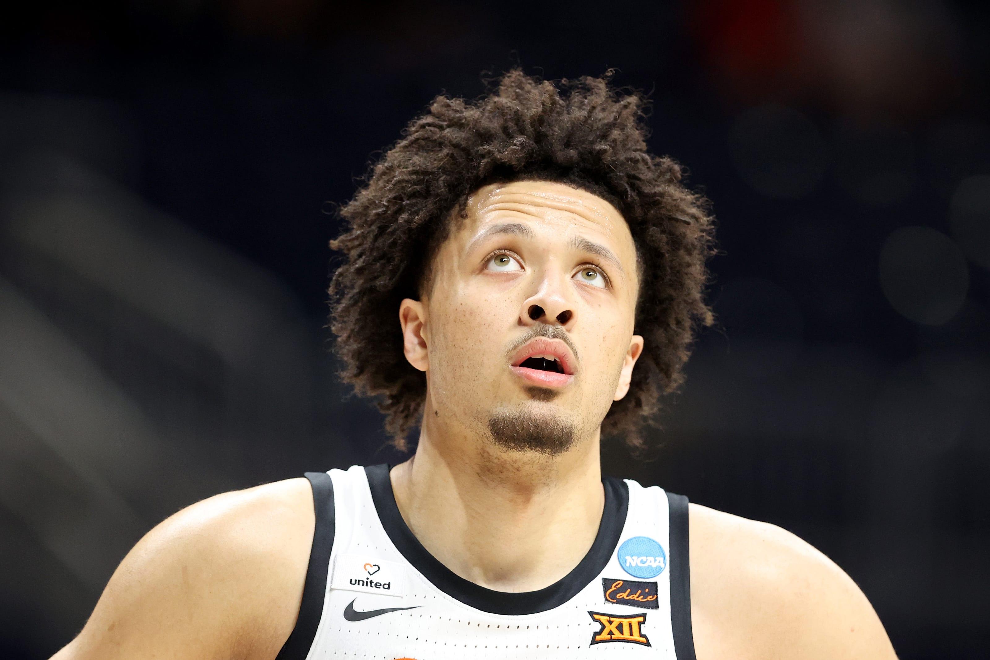 NBA draft, Cade Cunningham