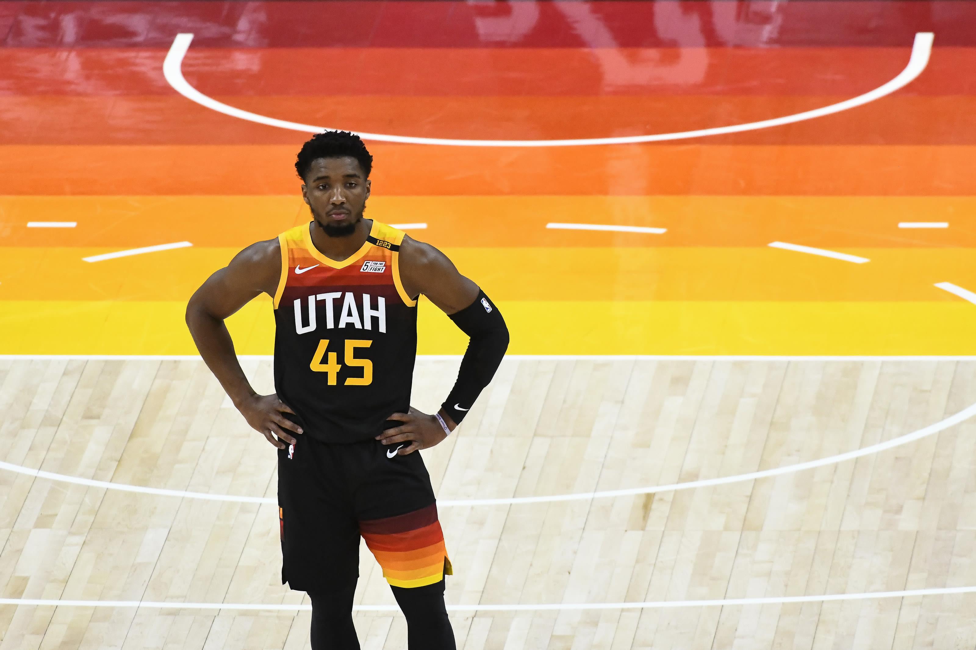 NBA, Donovan Mitchell