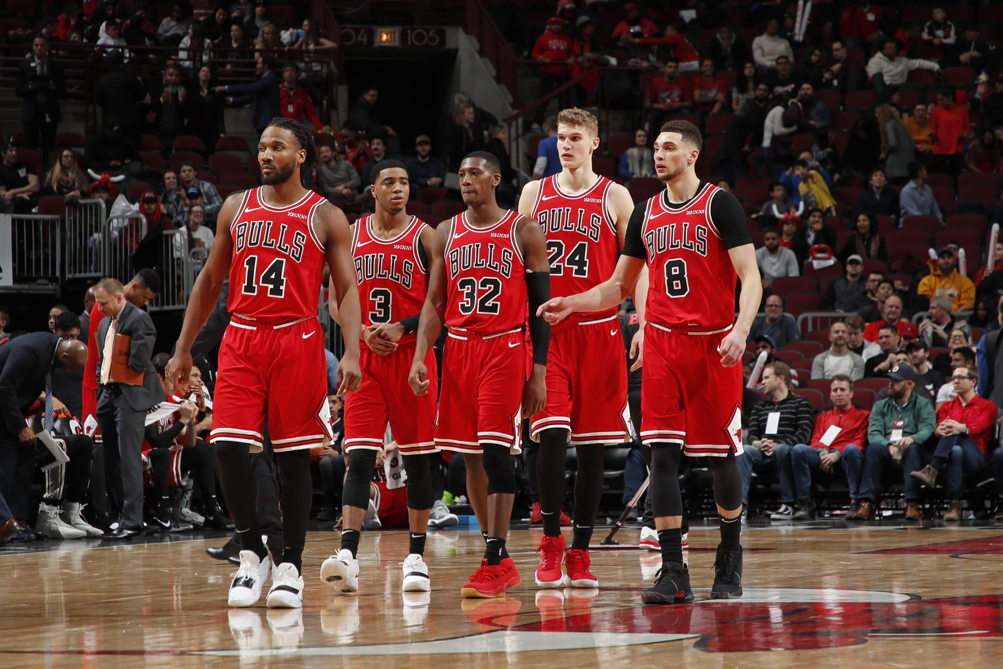 Chicago Bulls Top Damen