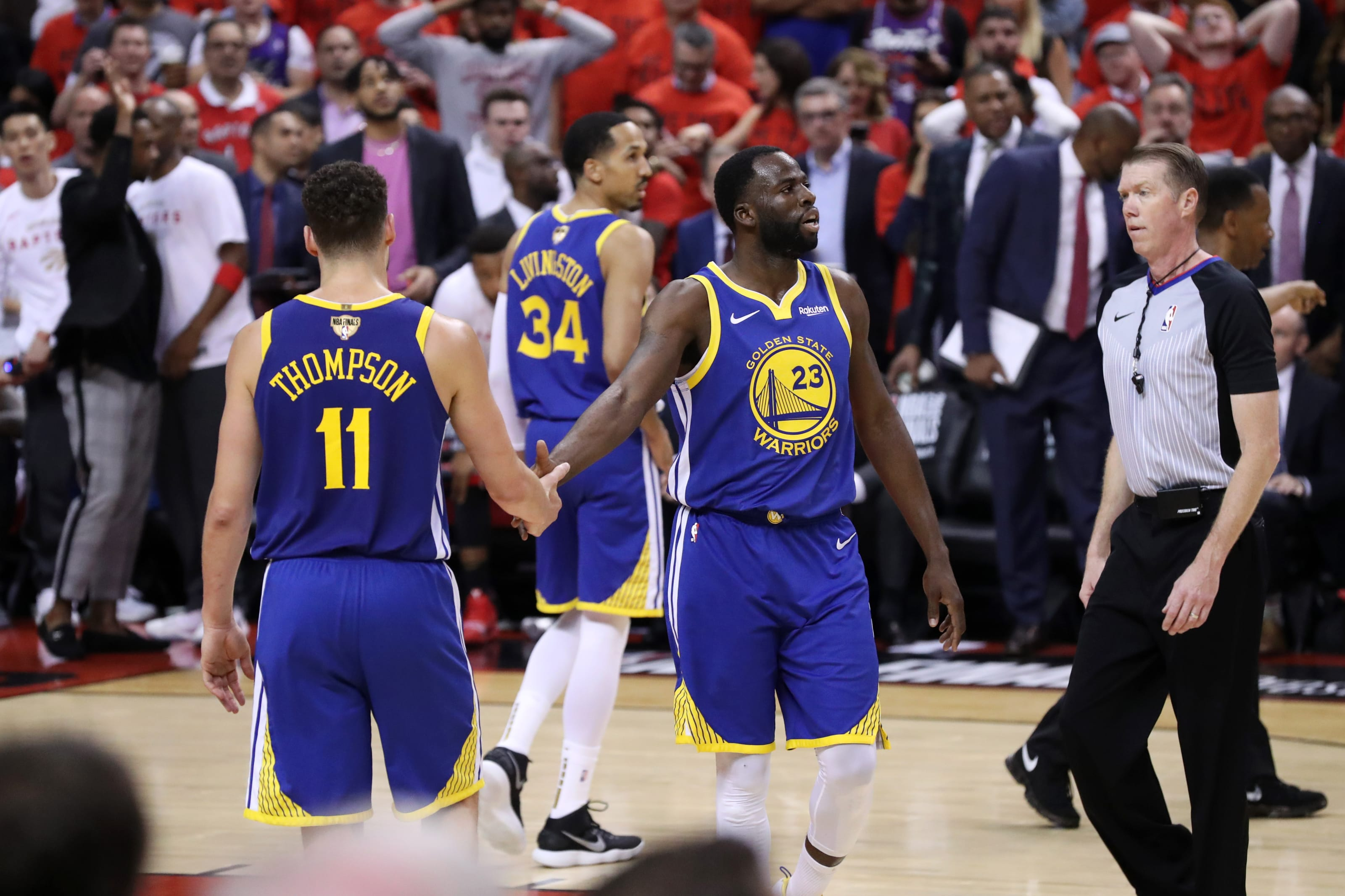 Golden State Warriors 3 Takeaways From Big Game 5 Of 2019 Nba Finals