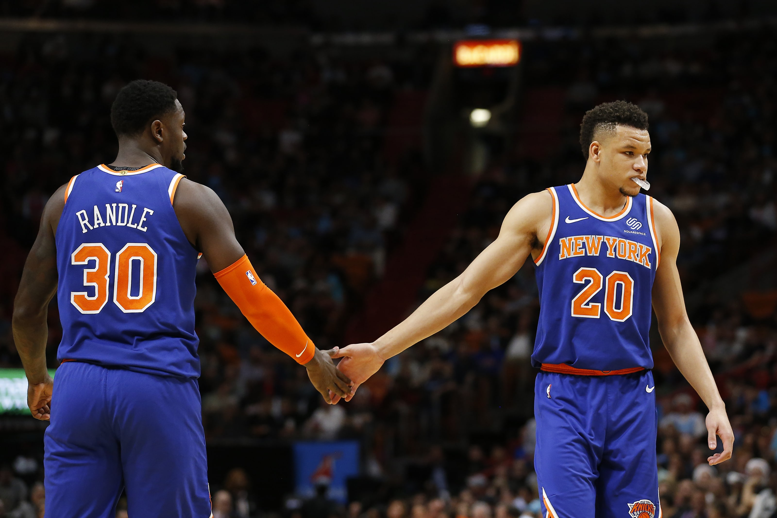 New York Knicks: 3 players that must be traded away