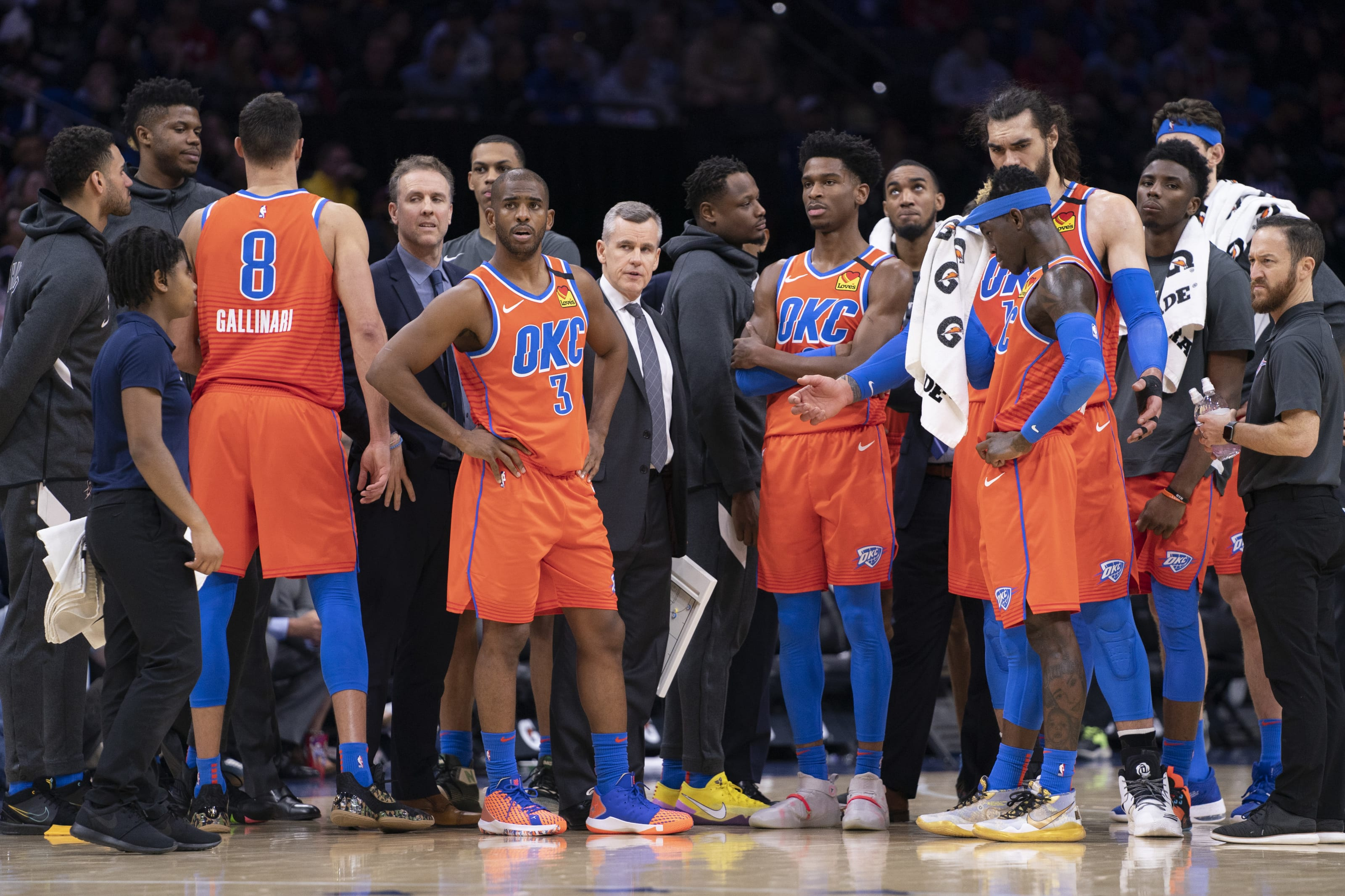 okc thunder 5 offseason roster moves they must make hoops habit