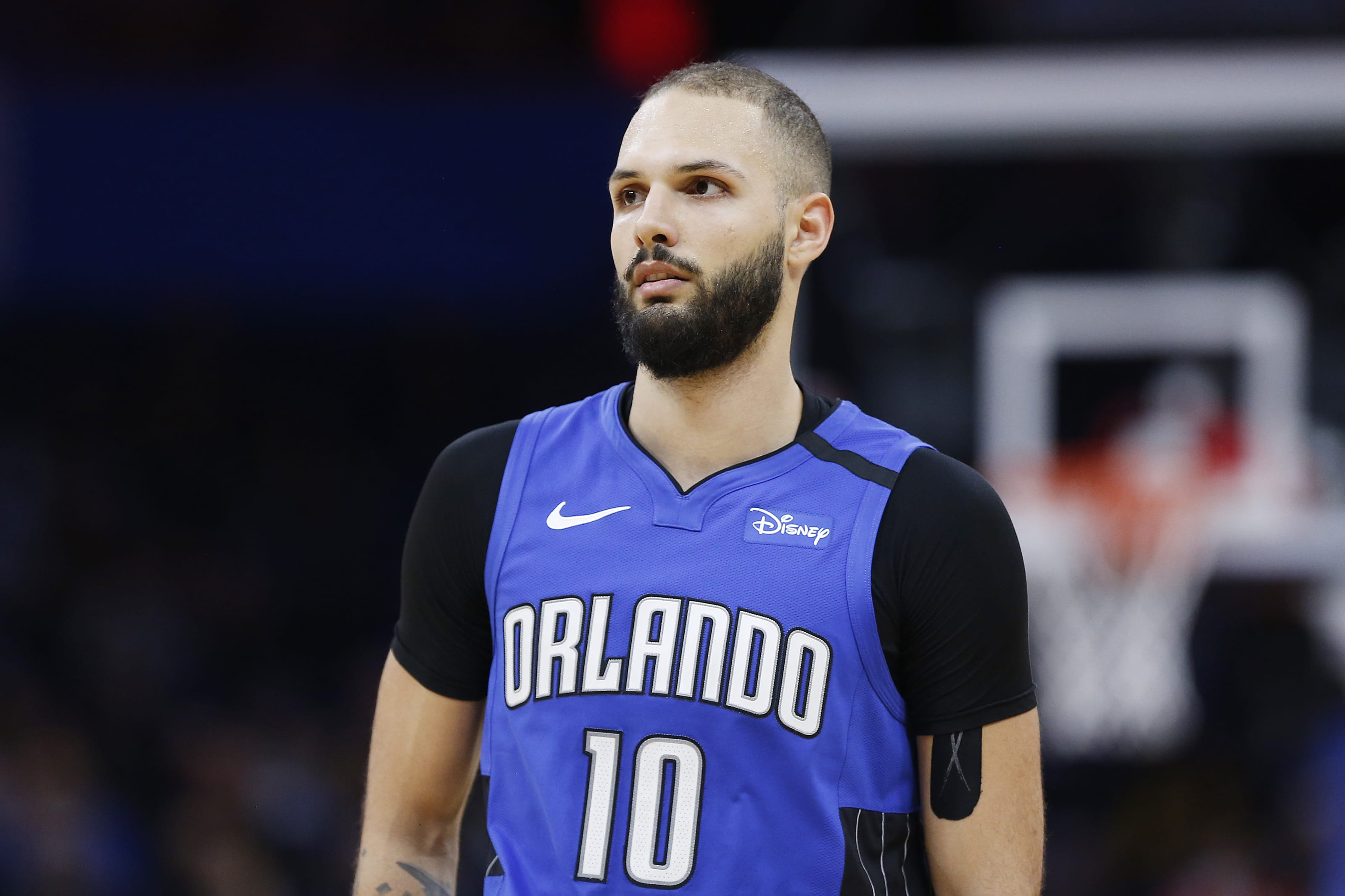 Orlando Magic: They won't be able to move Evan Fournier