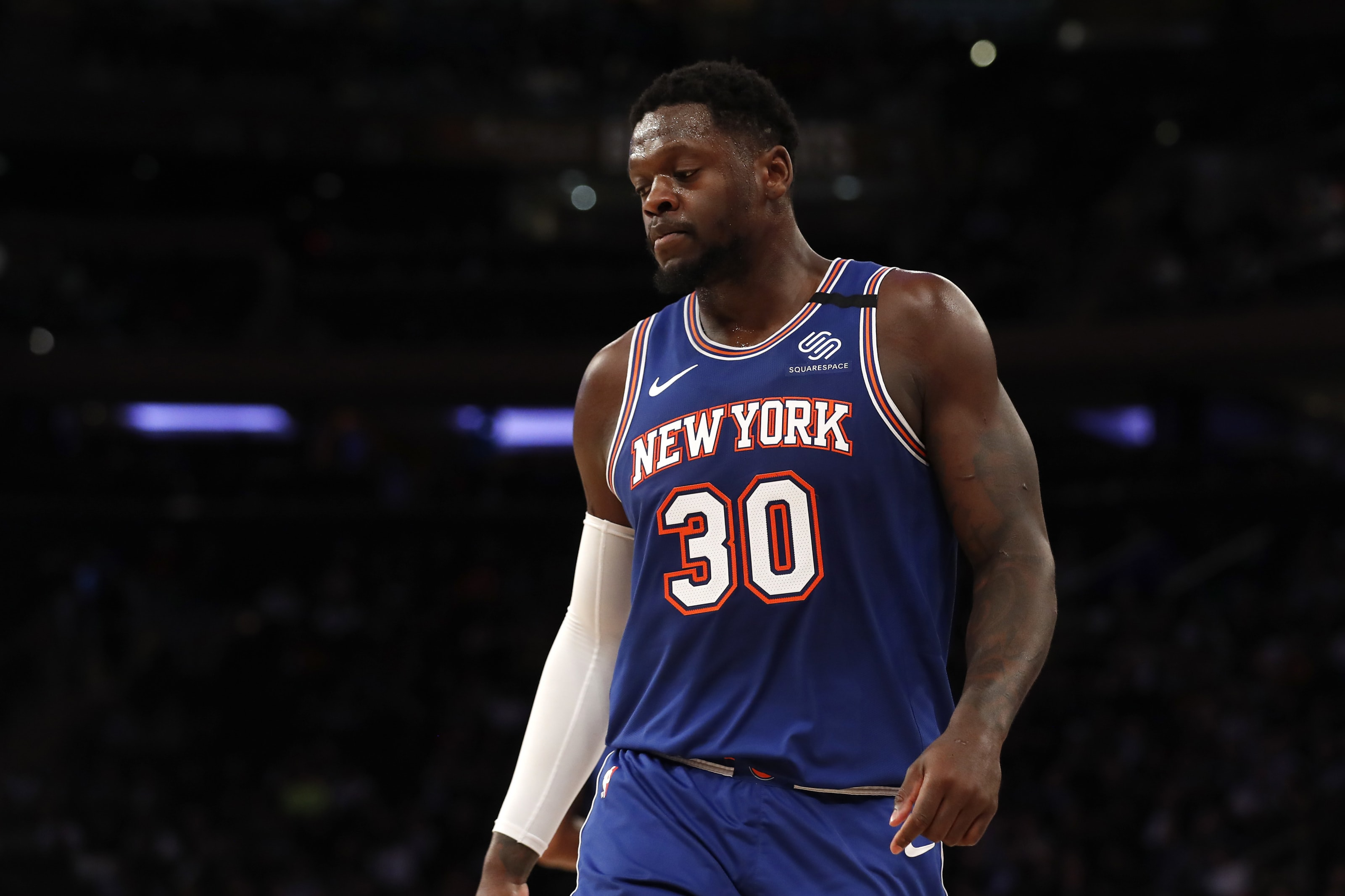 New York Knicks: 3 blockbuster trades involving Julius Randle