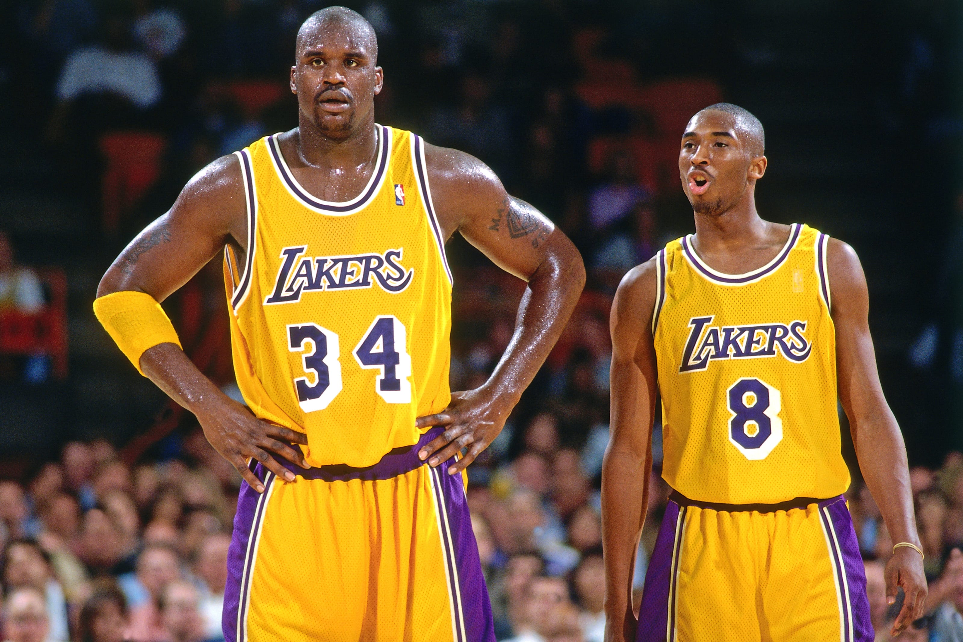 Los Angeles Lakers 5 Biggest What Ifs Of The Last 25 Years