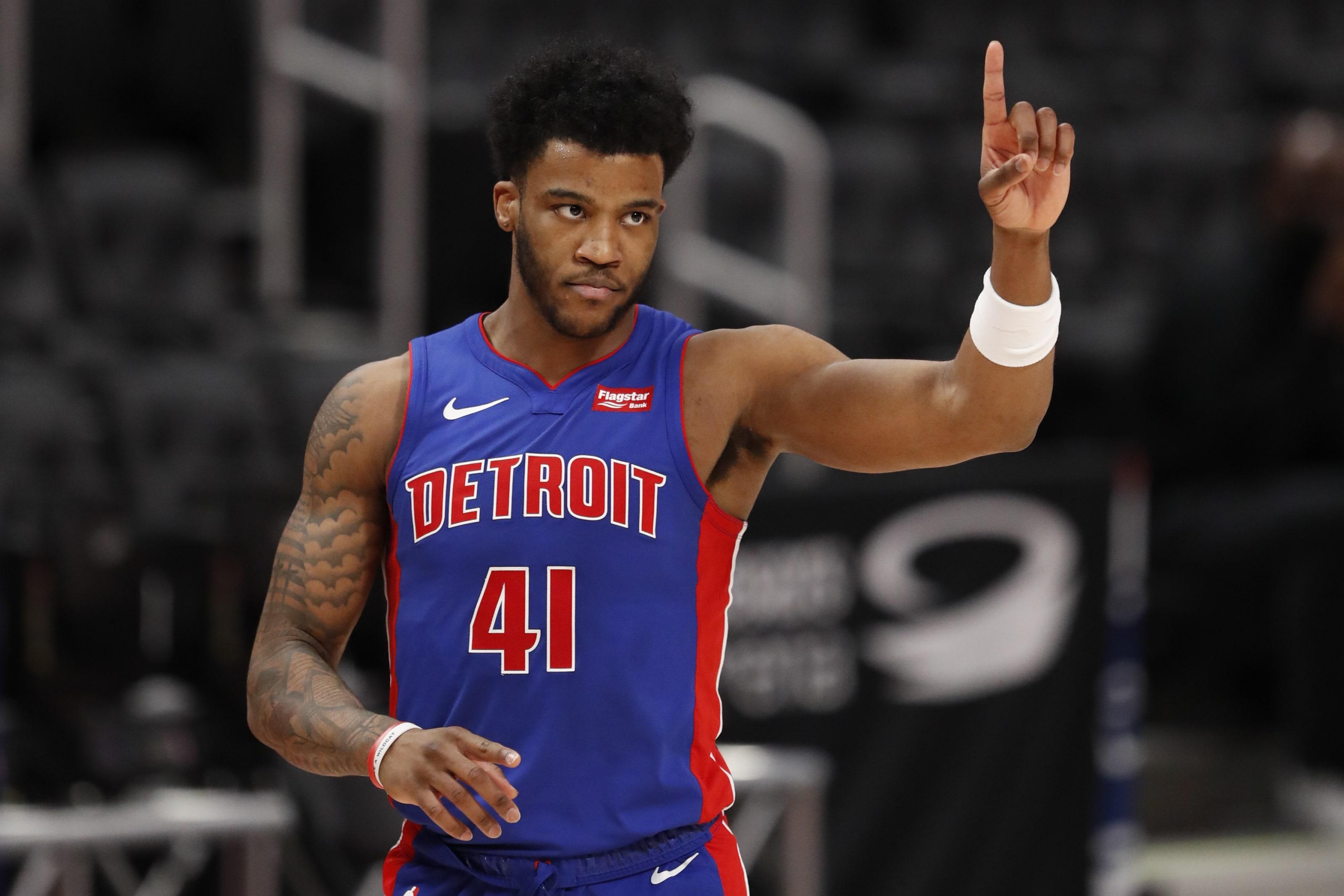 Pistons, NBA 2K