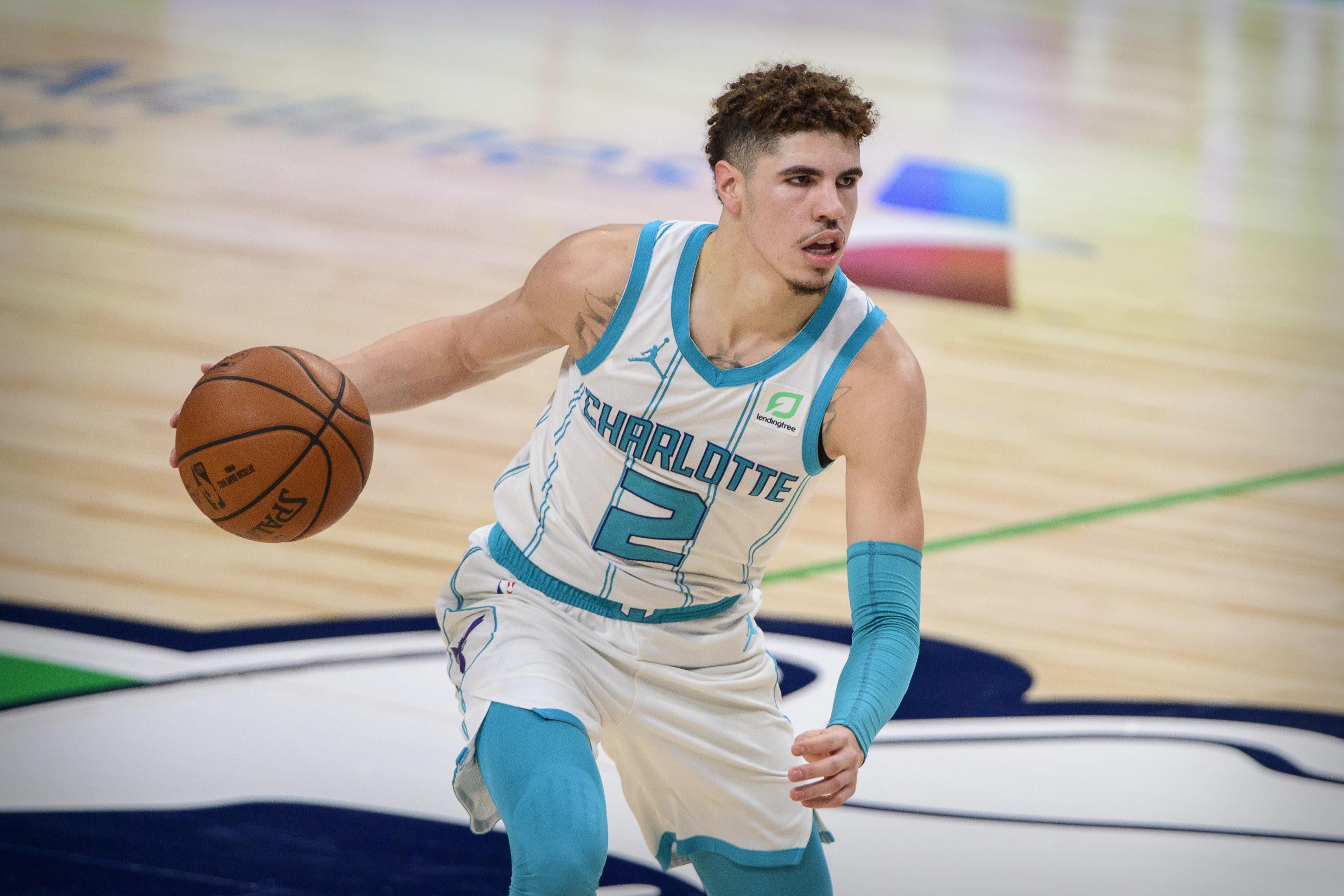 Charlotte Hornets: Should LaMelo Ball be a starter?
