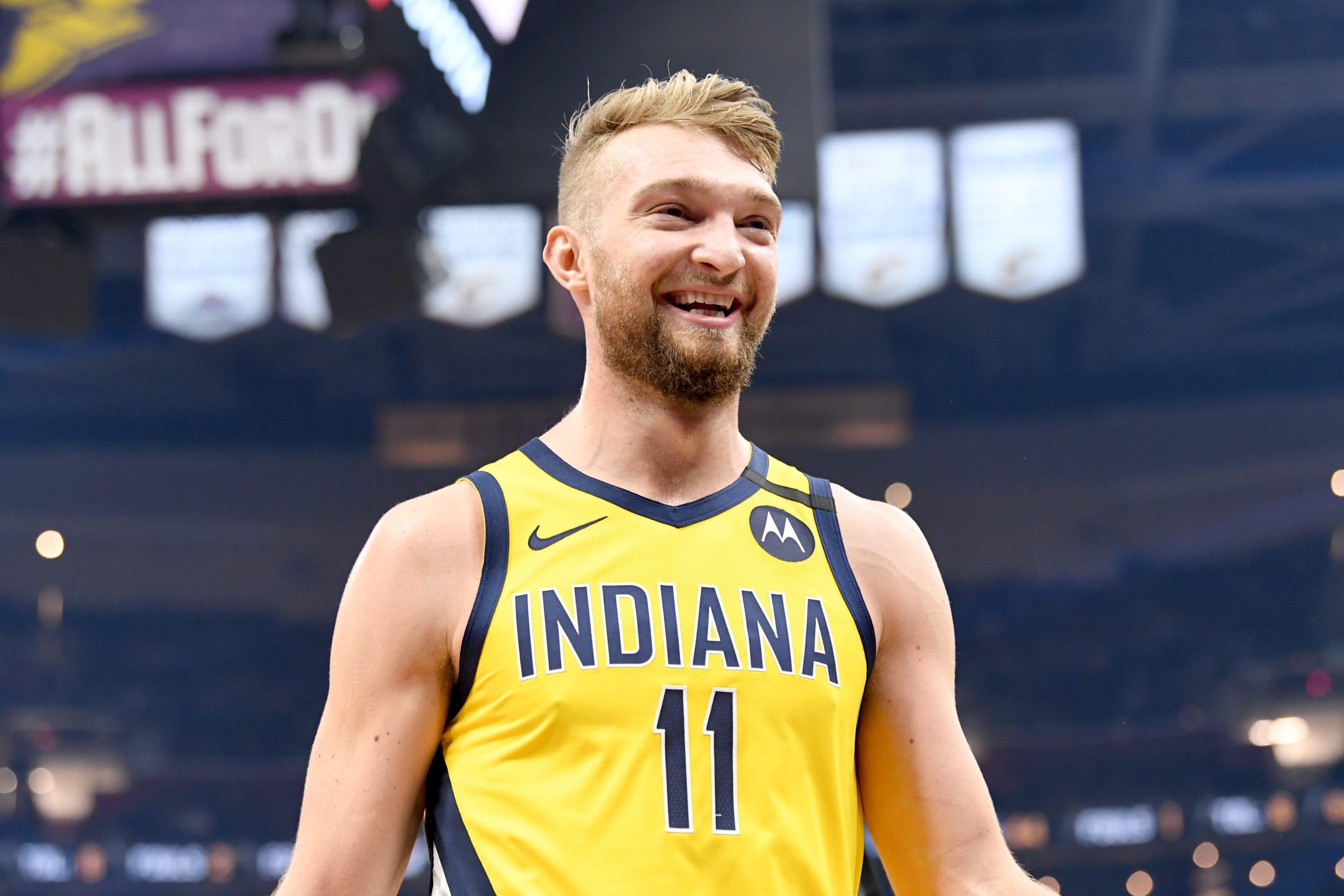 Indiana Pacers, Domantas Sabonis