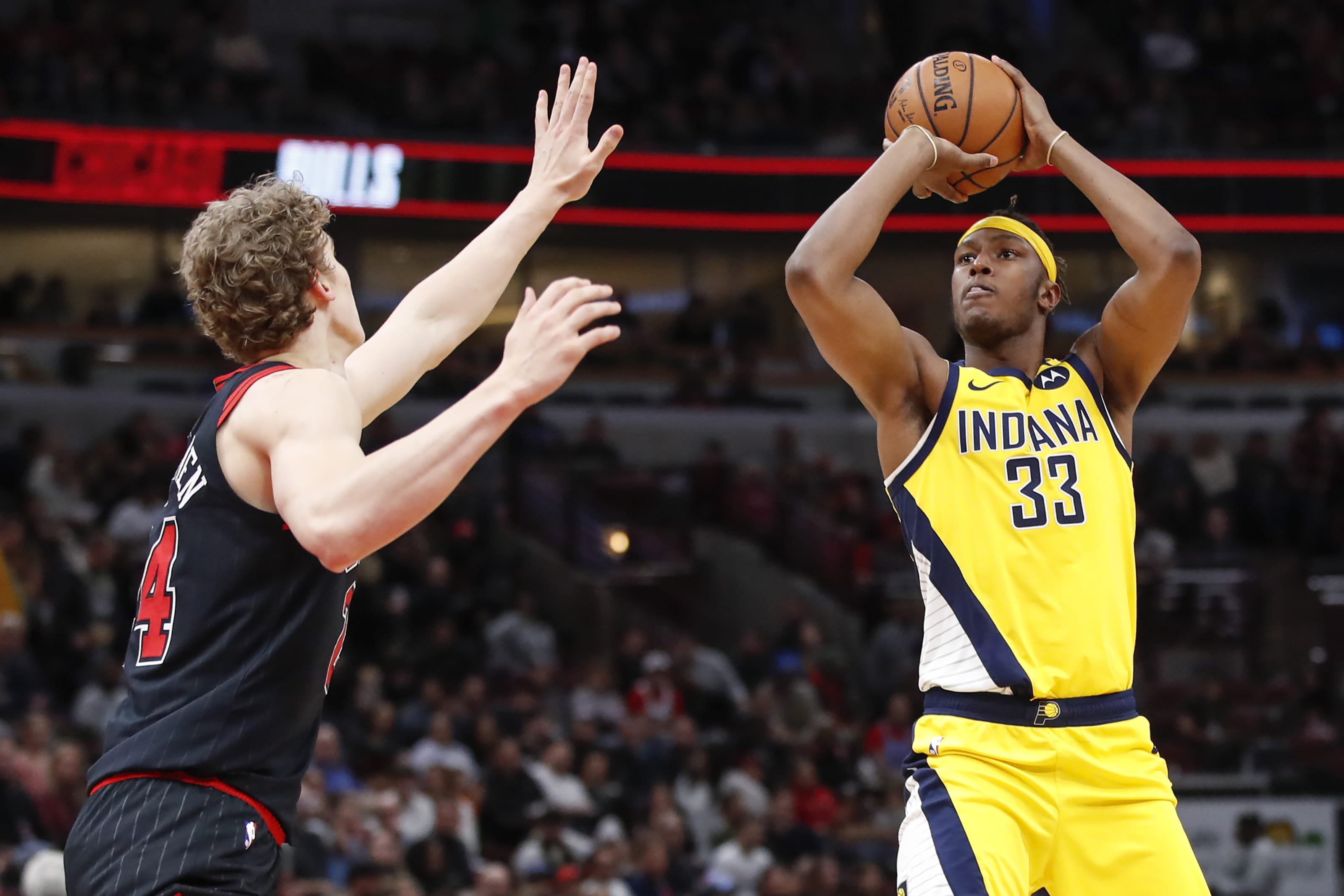 Indiana Pacers Starting Lineup Ranking All Five Starters