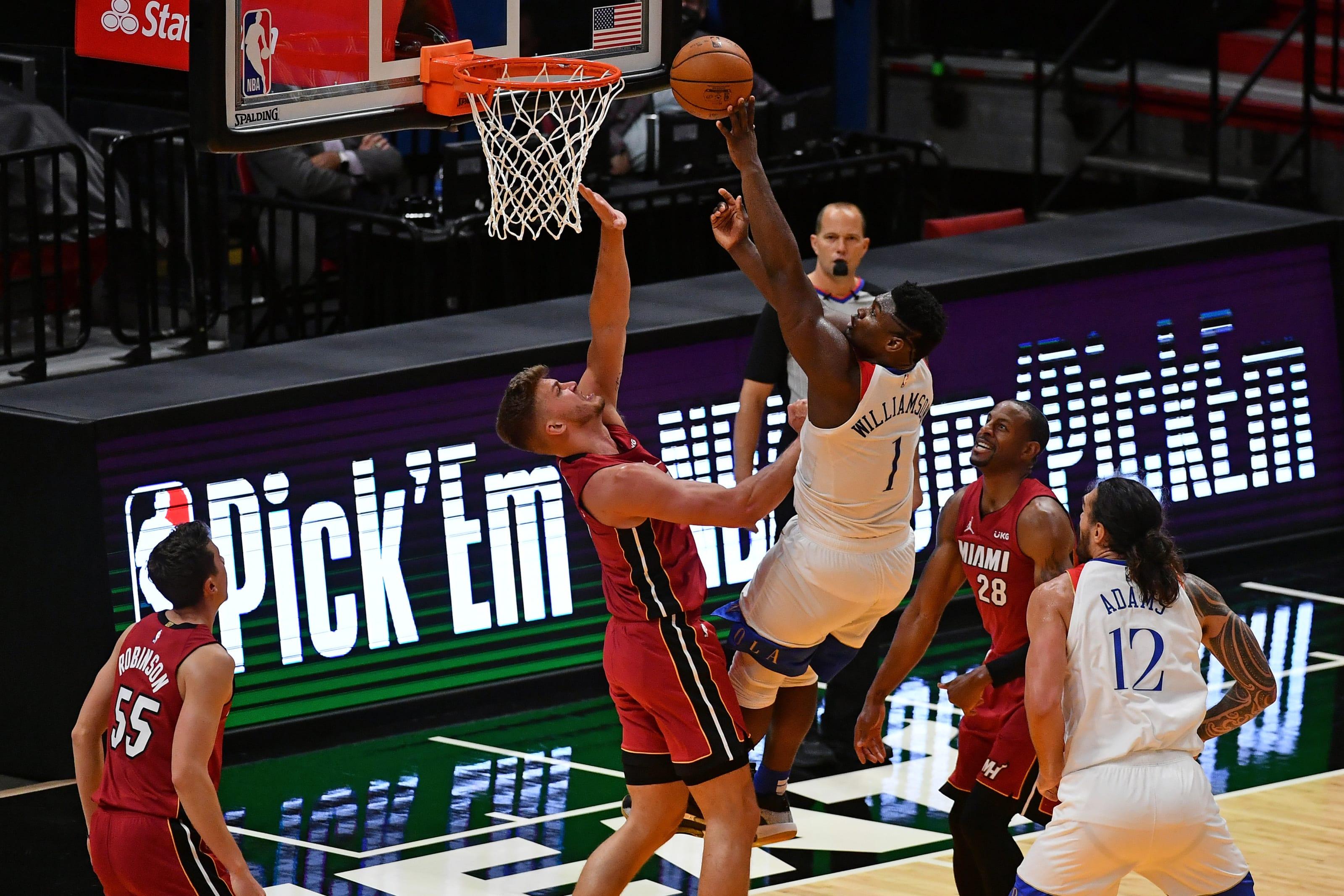 Miami Heat 3 Reasons I Don T Mind A Meyers Leonard Starting Lineup